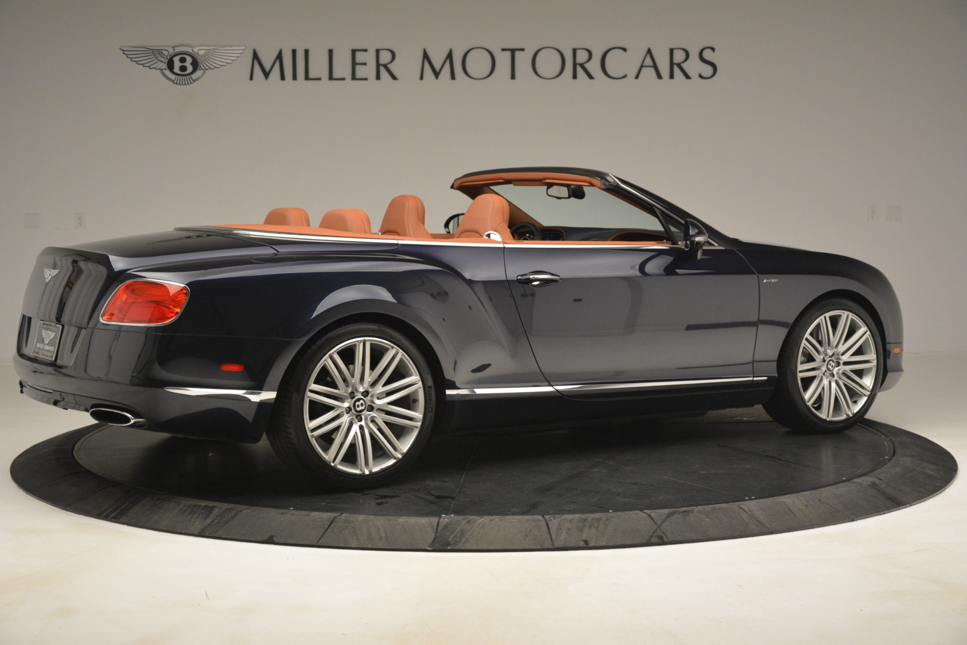 Used 2014 Bentley Continental GT Speed For Sale In Westport, CT 3026_p8