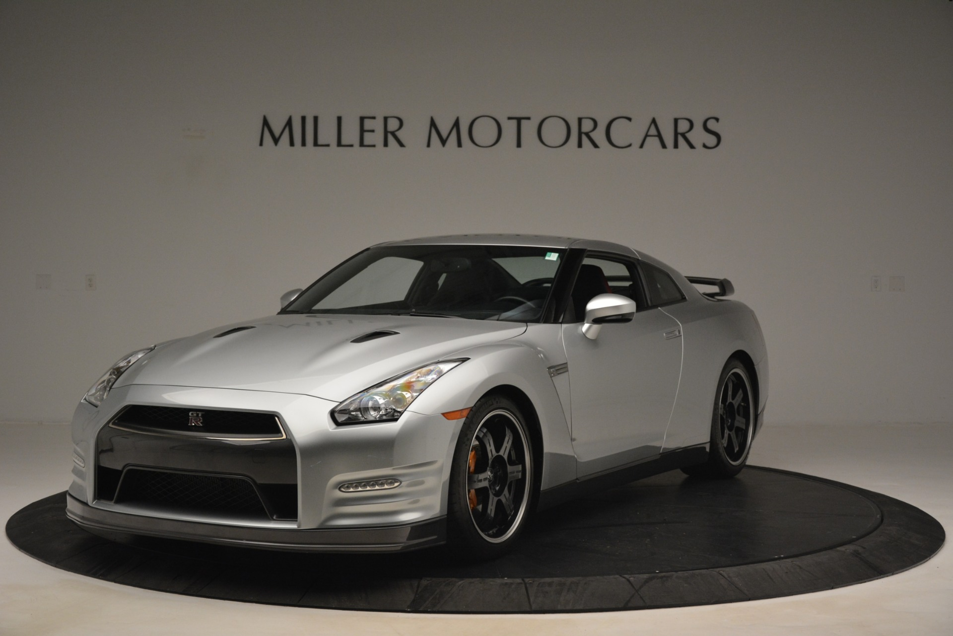 Used 2013 Nissan GT-R Black Edition For Sale In Westport, CT 3028_main