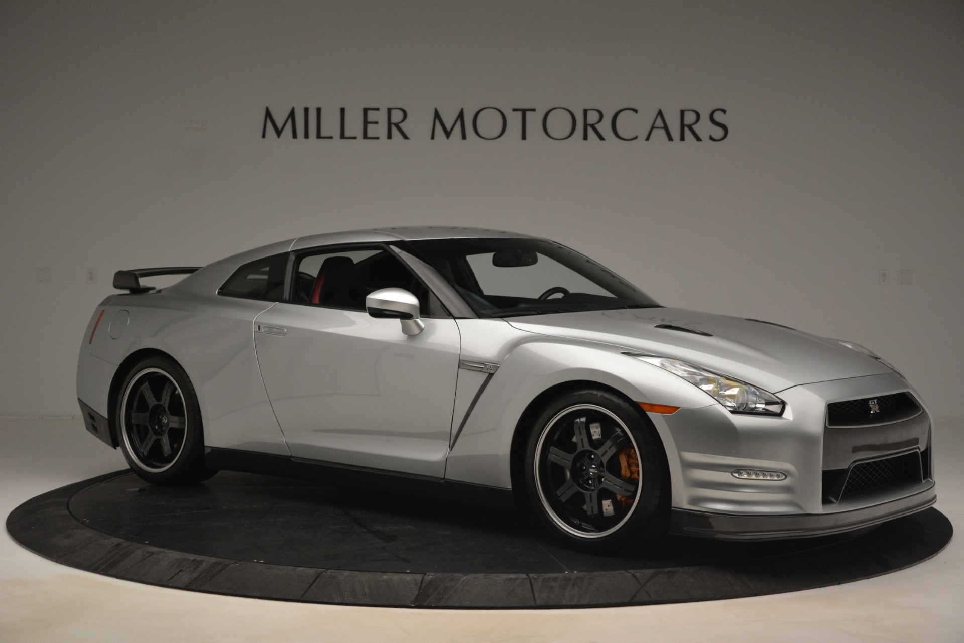 Used 2013 Nissan GT-R Black Edition For Sale In Westport, CT 3028_p10