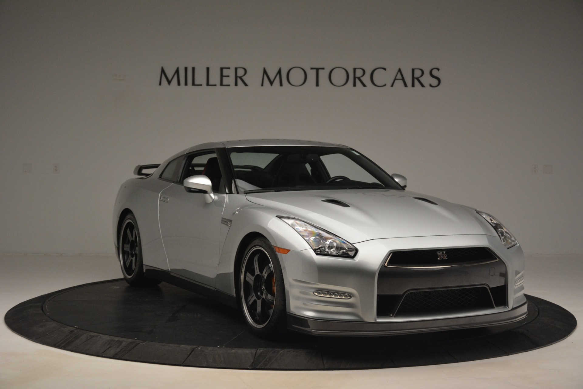 Used 2013 Nissan GT-R Black Edition For Sale In Westport, CT 3028_p11