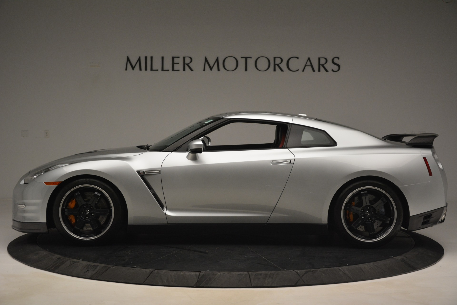 Used 2013 Nissan GT-R Black Edition For Sale In Westport, CT 3028_p3