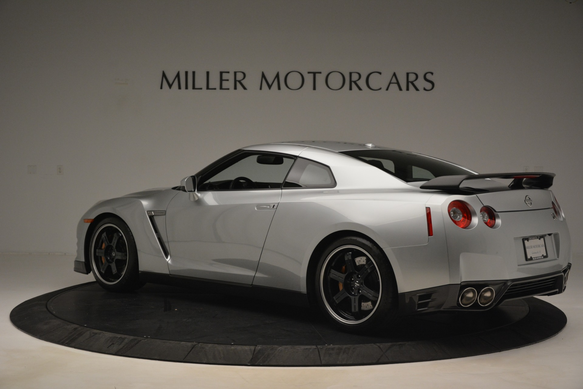 Used 2013 Nissan GT-R Black Edition For Sale In Westport, CT 3028_p4