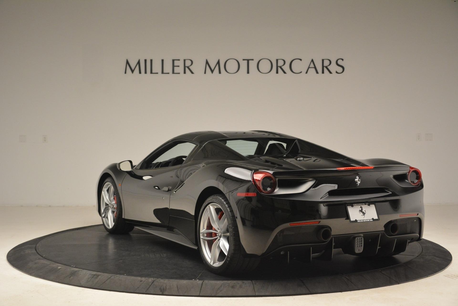 Used 2018 Ferrari 488 Spider  For Sale In Westport, CT 3029_p17