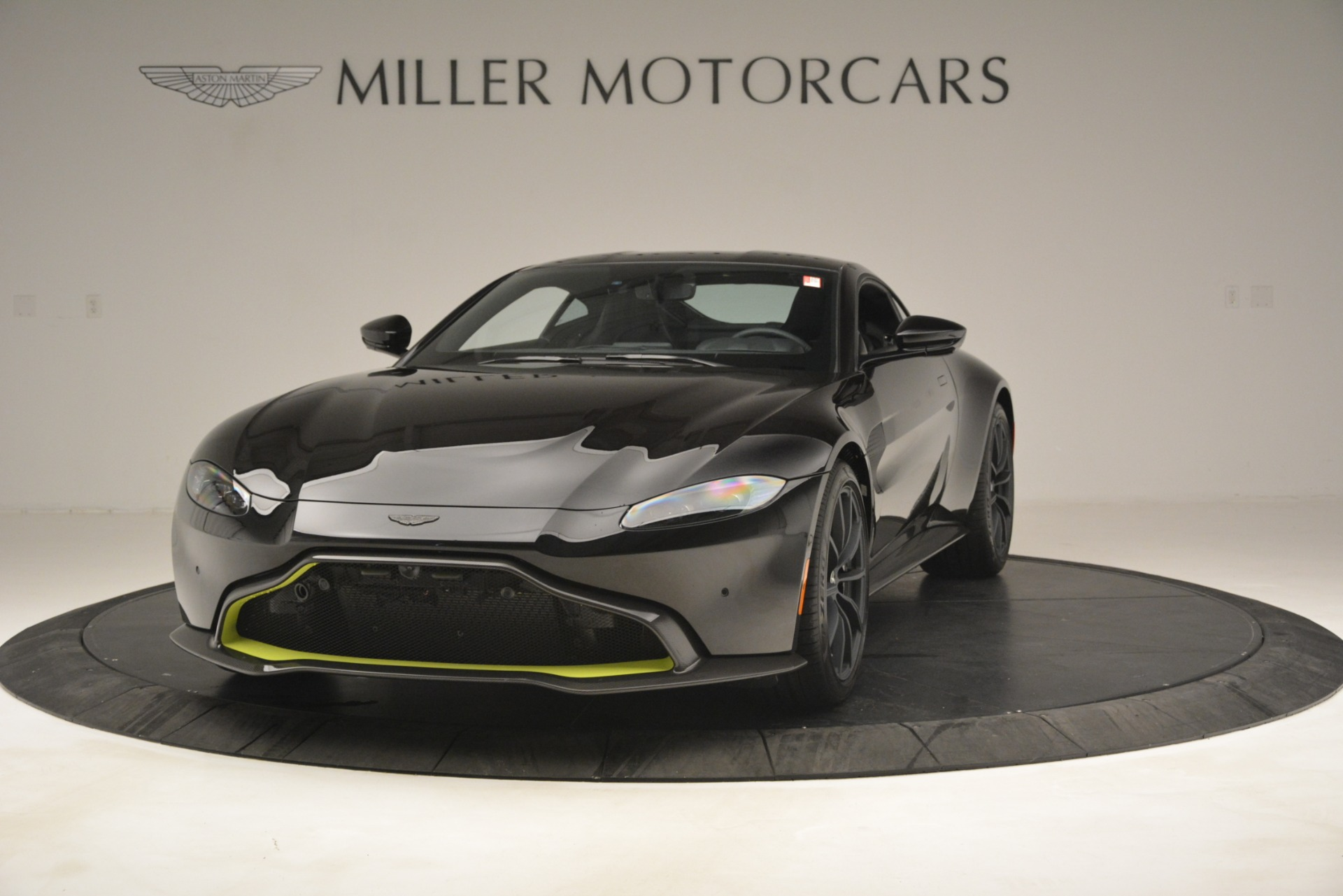 New 2019 Aston Martin Vantage Coupe For Sale In Westport, CT 3030_p2