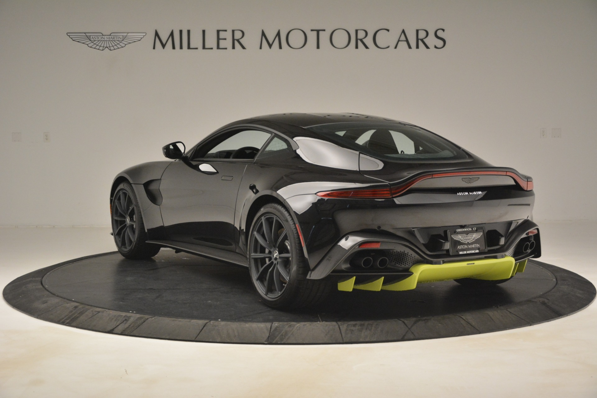 New 2019 Aston Martin Vantage Coupe For Sale In Westport, CT 3030_p6