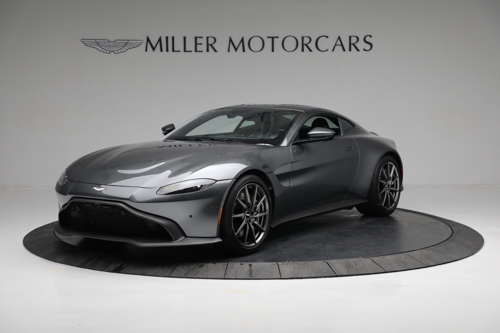 New 2019 Aston Martin Vantage Coupe For Sale In Westport, CT 3032_main