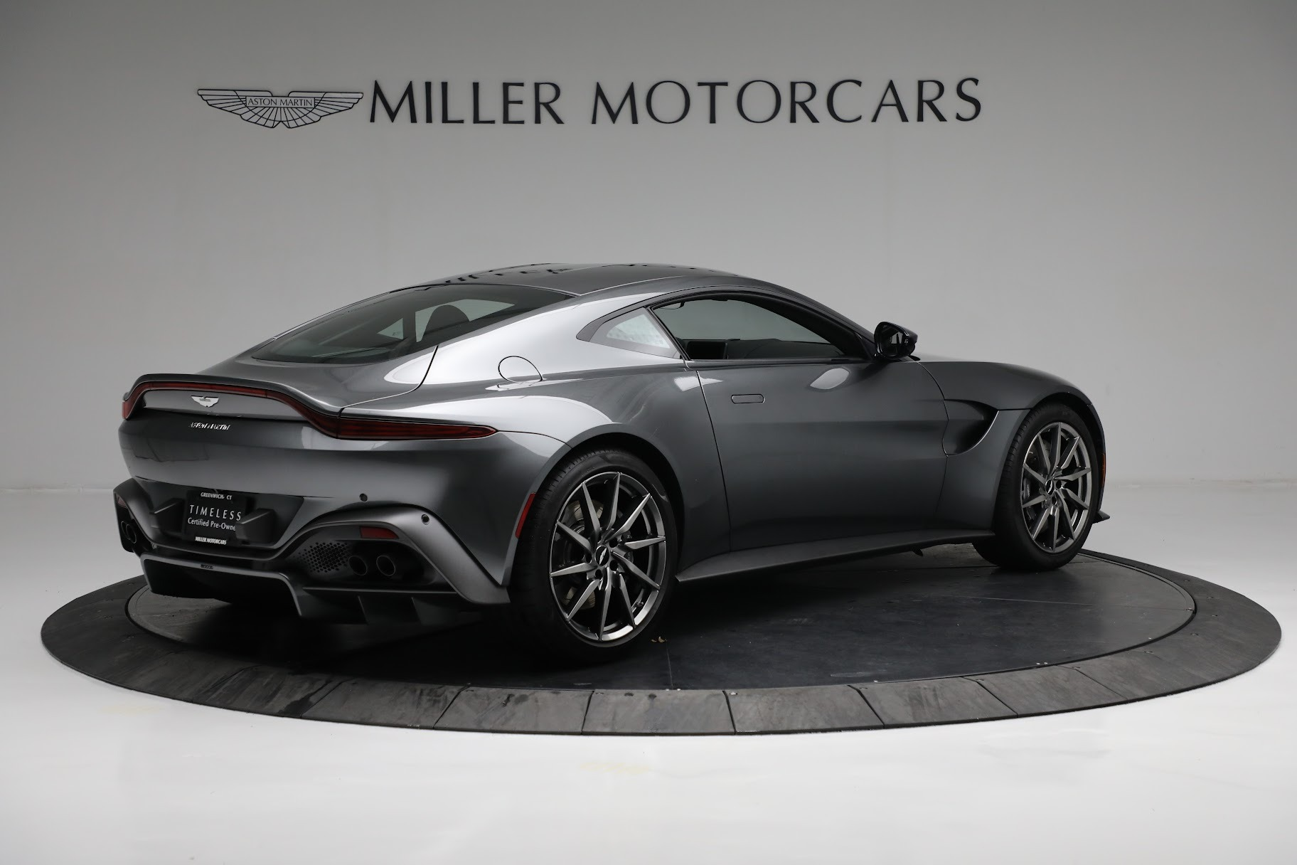 New 2019 Aston Martin Vantage Coupe For Sale In Westport, CT 3032_p7