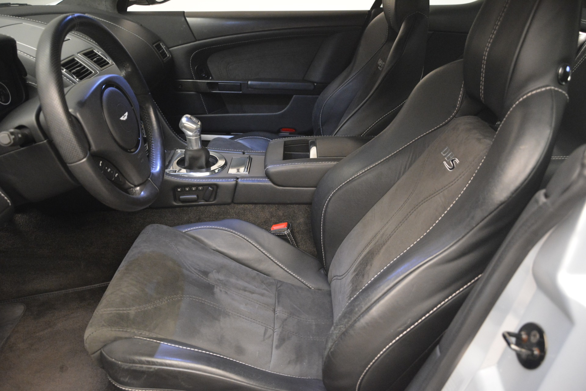 Used 2009 Aston Martin DBS Coupe For Sale In Westport, CT 3033_p19