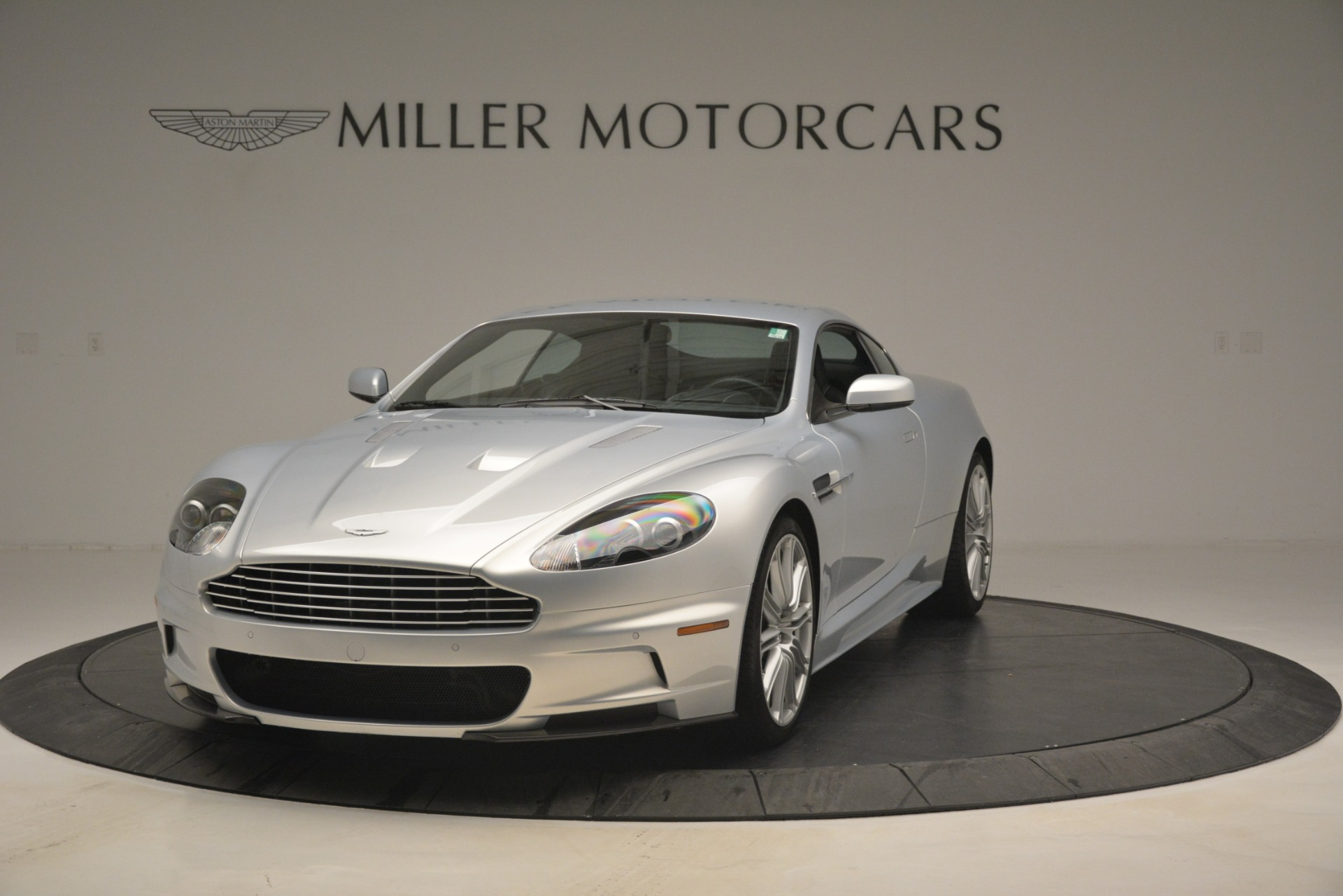 Used 2009 Aston Martin DBS Coupe For Sale In Westport, CT 3033_p2