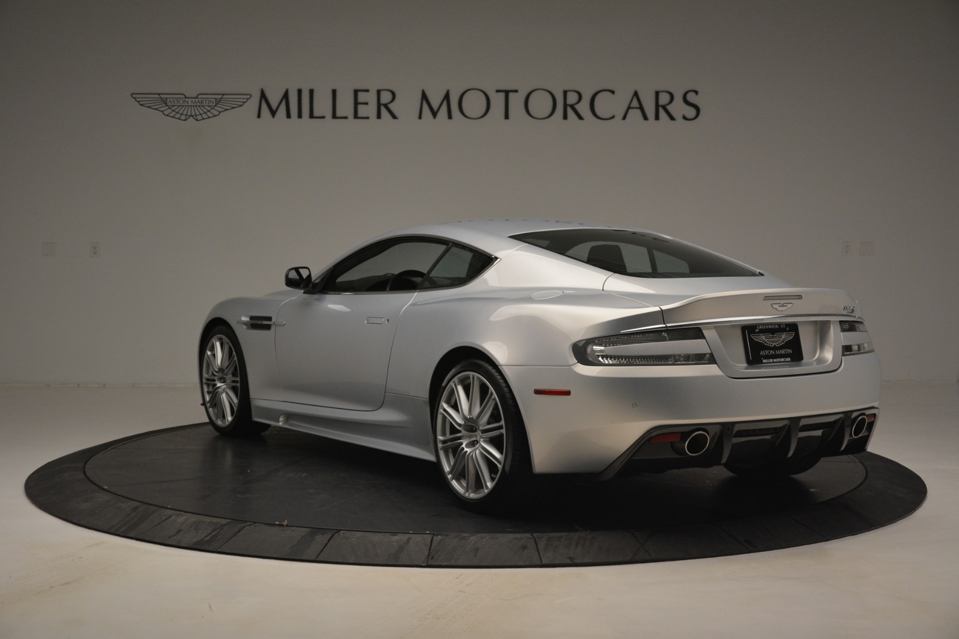 Used 2009 Aston Martin DBS Coupe For Sale In Westport, CT 3033_p5