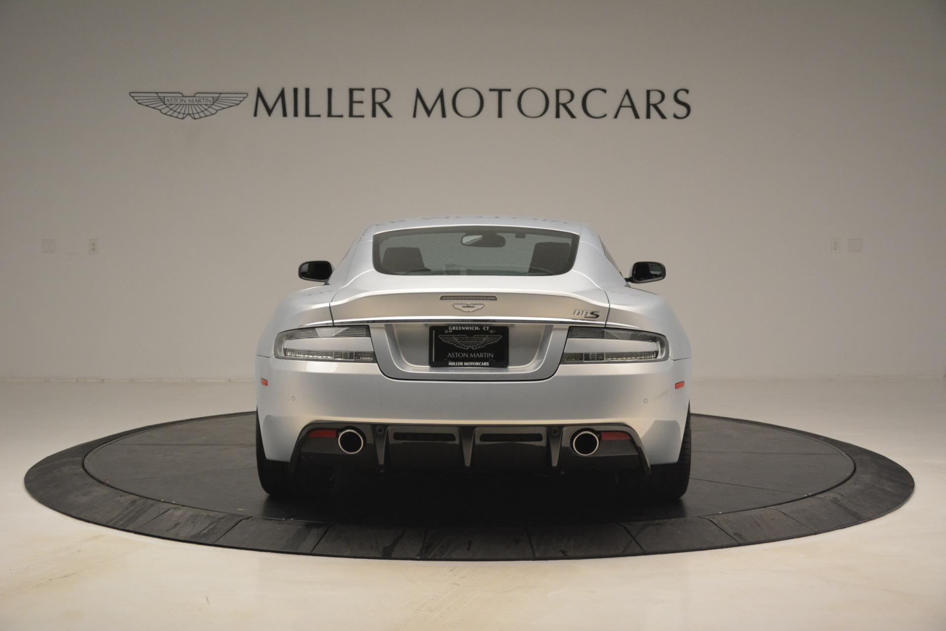 Used 2009 Aston Martin DBS Coupe For Sale In Westport, CT 3033_p6