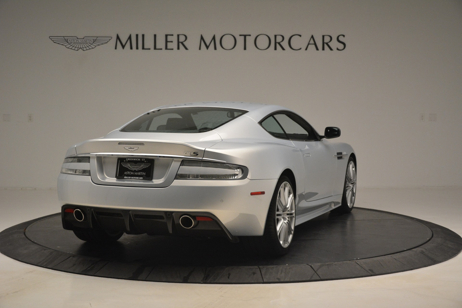Used 2009 Aston Martin DBS Coupe For Sale In Westport, CT 3033_p7