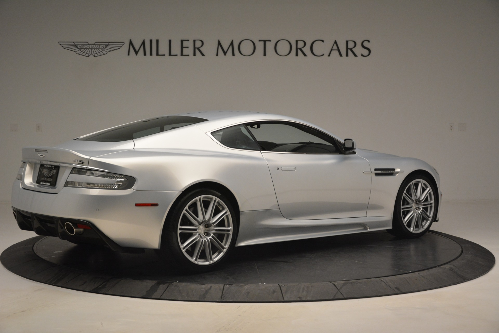Used 2009 Aston Martin DBS Coupe For Sale In Westport, CT 3033_p8