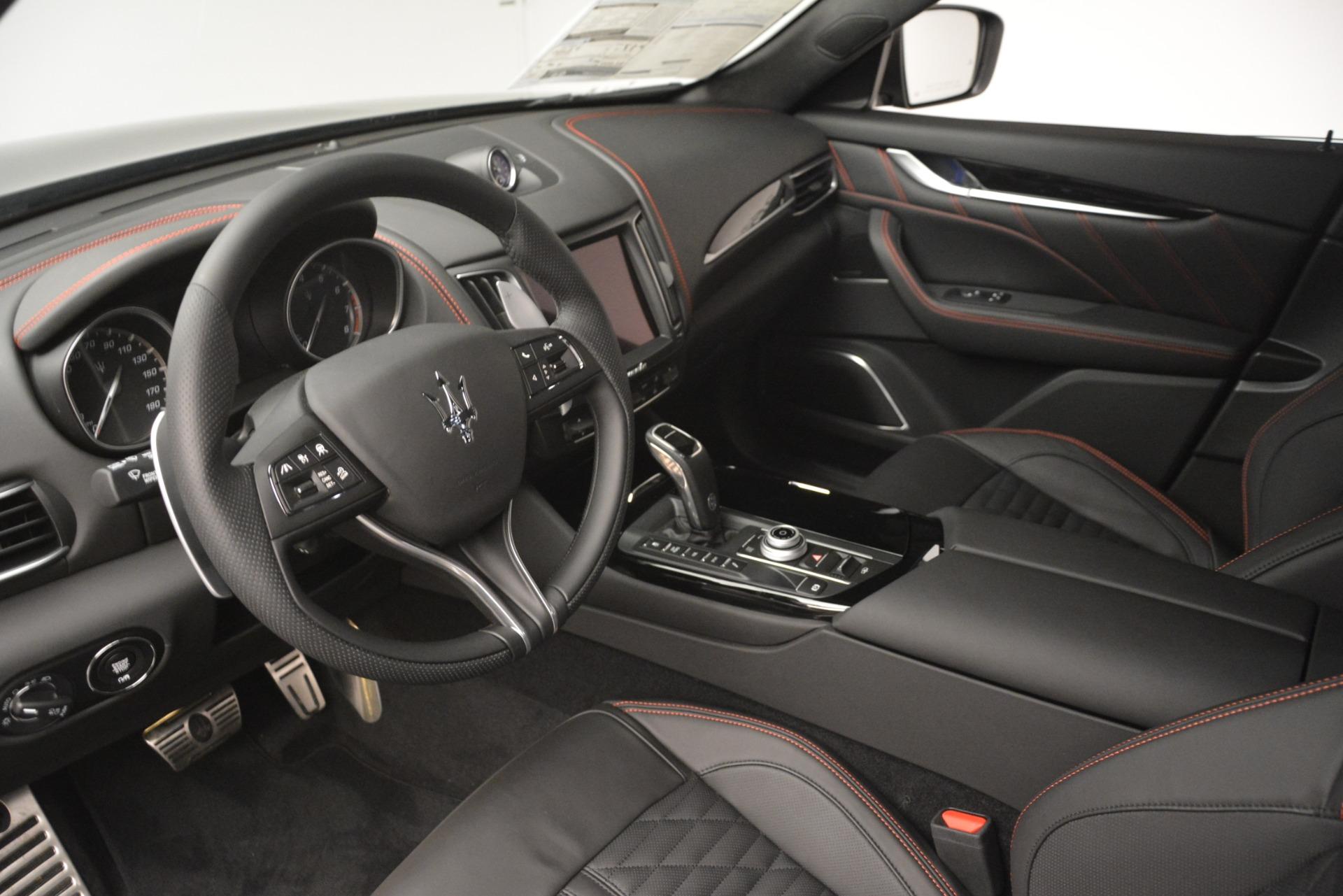 New 2019 Maserati Levante S Q4 GranSport For Sale In Westport, CT 3034_p13