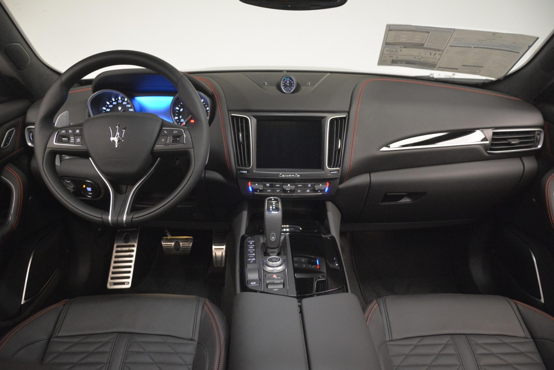 New 2019 Maserati Levante S Q4 GranSport For Sale In Westport, CT 3034_p16