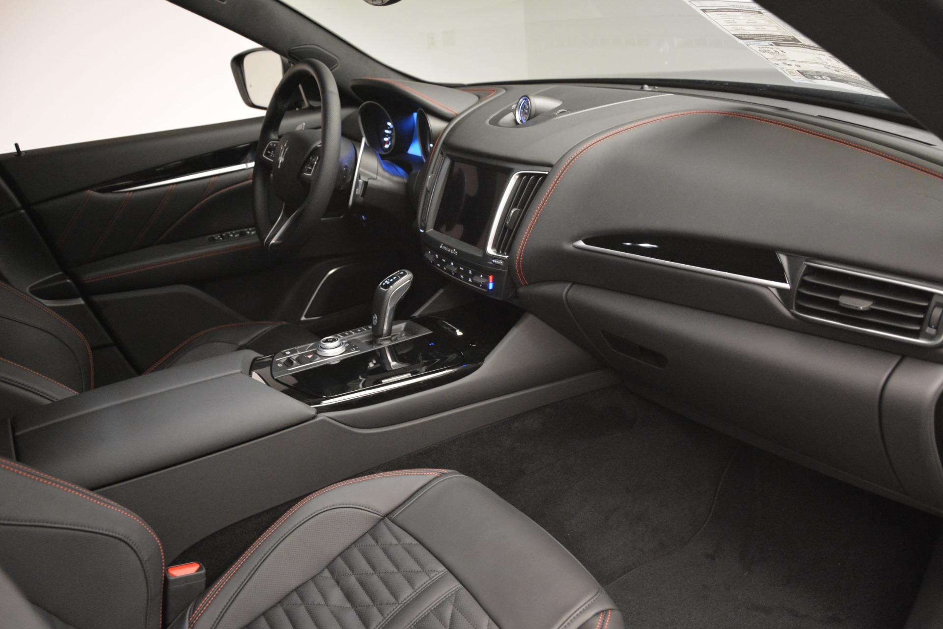 New 2019 Maserati Levante S Q4 GranSport For Sale In Westport, CT 3034_p22