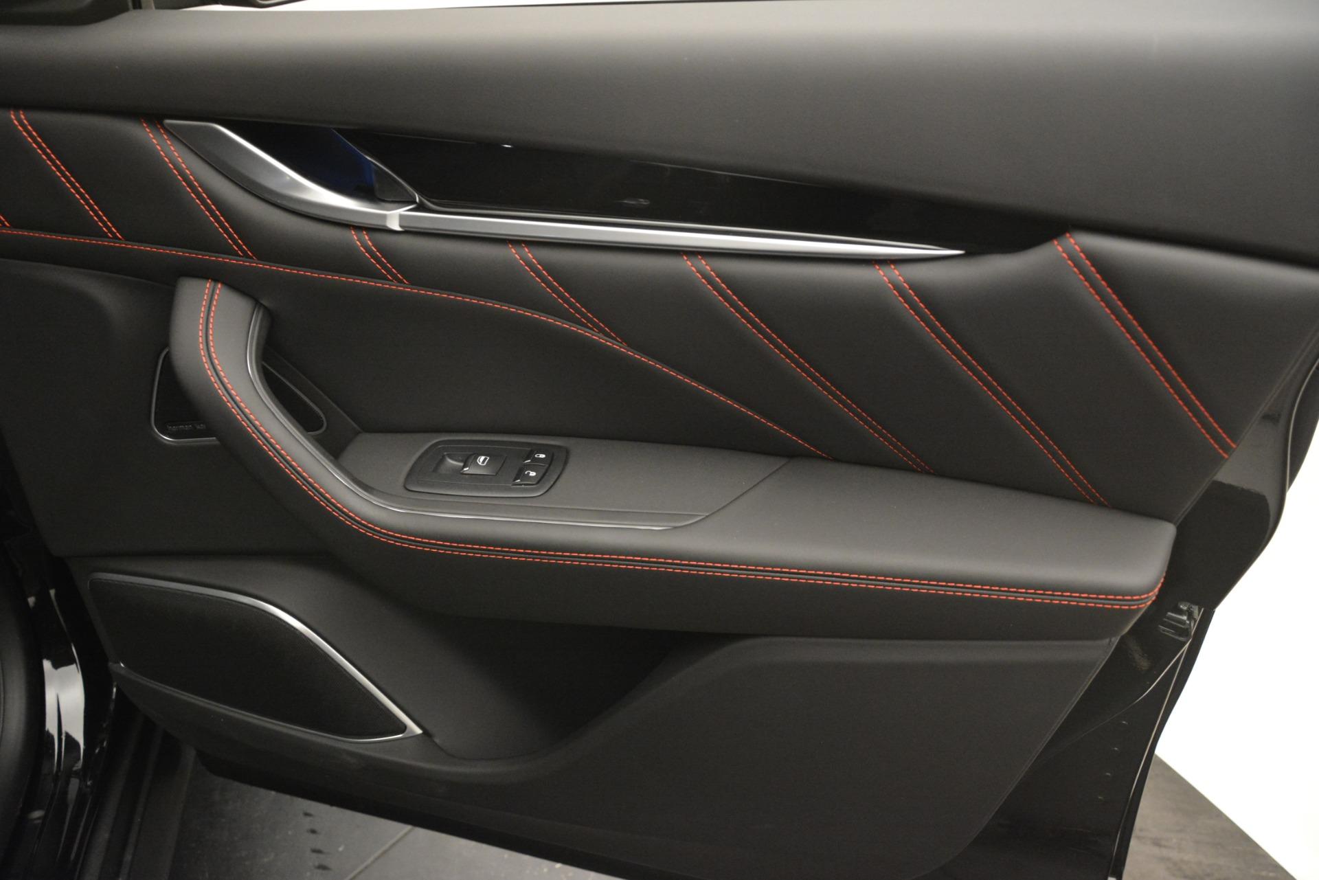 New 2019 Maserati Levante S Q4 GranSport For Sale In Westport, CT 3034_p25