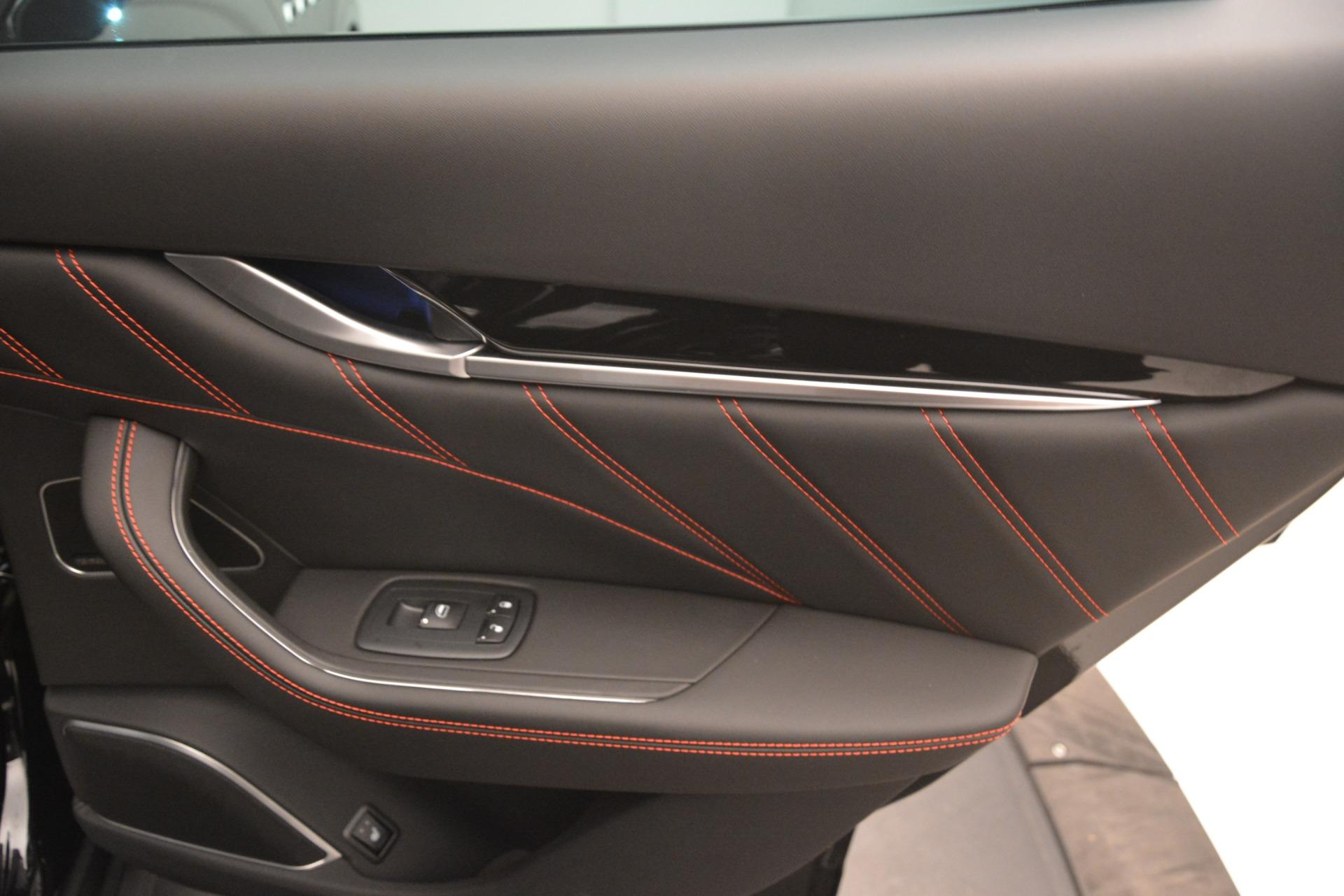New 2019 Maserati Levante S Q4 GranSport For Sale In Westport, CT 3034_p29