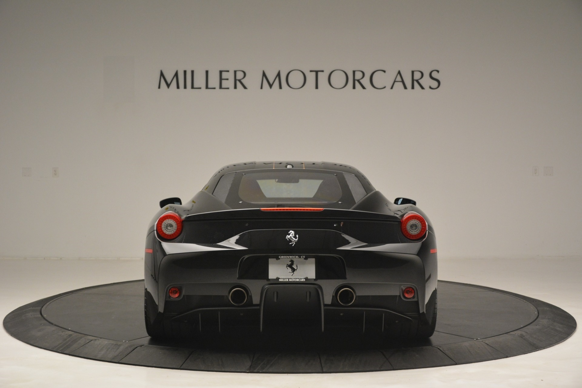 Used 2014 Ferrari 458 Speciale  For Sale In Westport, CT 3036_p6