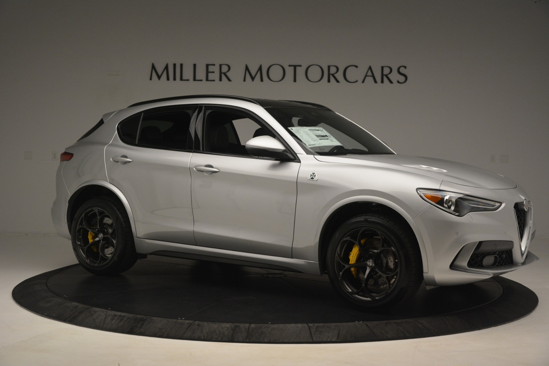 New 2019 Alfa Romeo Stelvio Quadrifoglio For Sale In Westport, CT 3037_p10