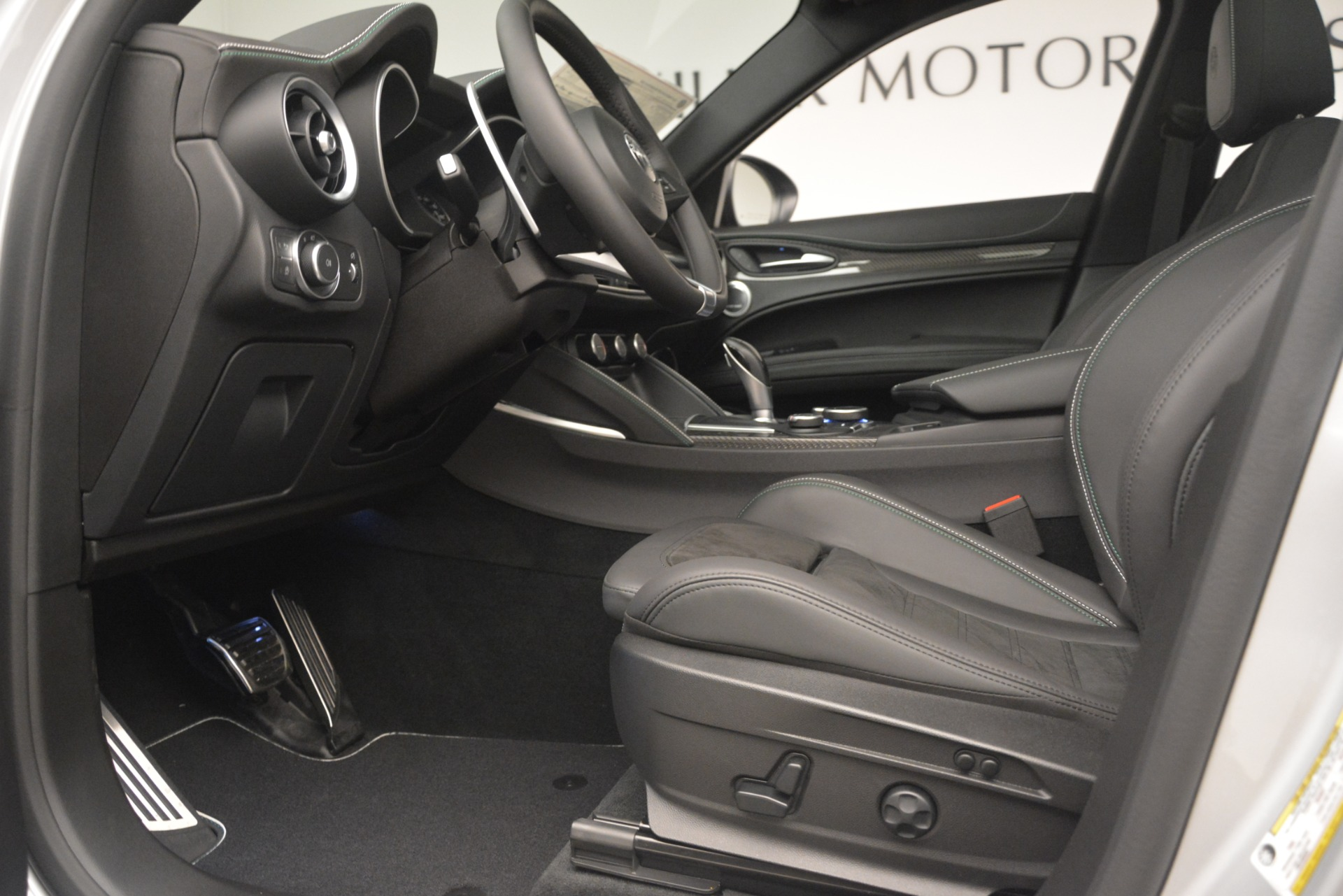 New 2019 Alfa Romeo Stelvio Quadrifoglio For Sale In Westport, CT 3037_p14