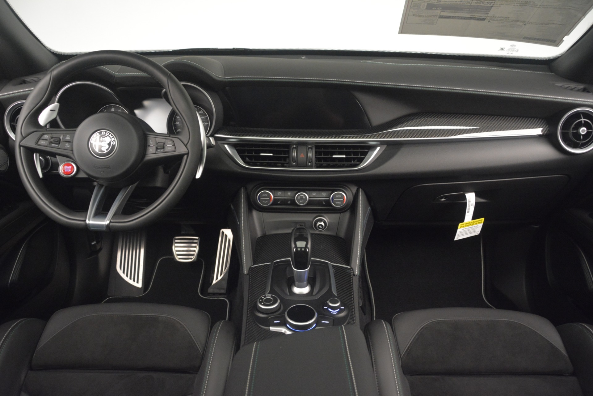 New 2019 Alfa Romeo Stelvio Quadrifoglio For Sale In Westport, CT 3037_p16