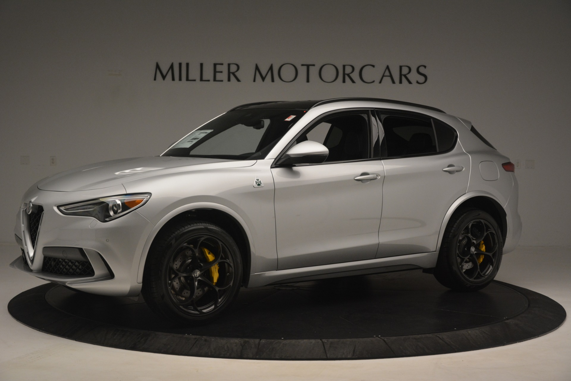 New 2019 Alfa Romeo Stelvio Quadrifoglio For Sale In Westport, CT 3037_p2