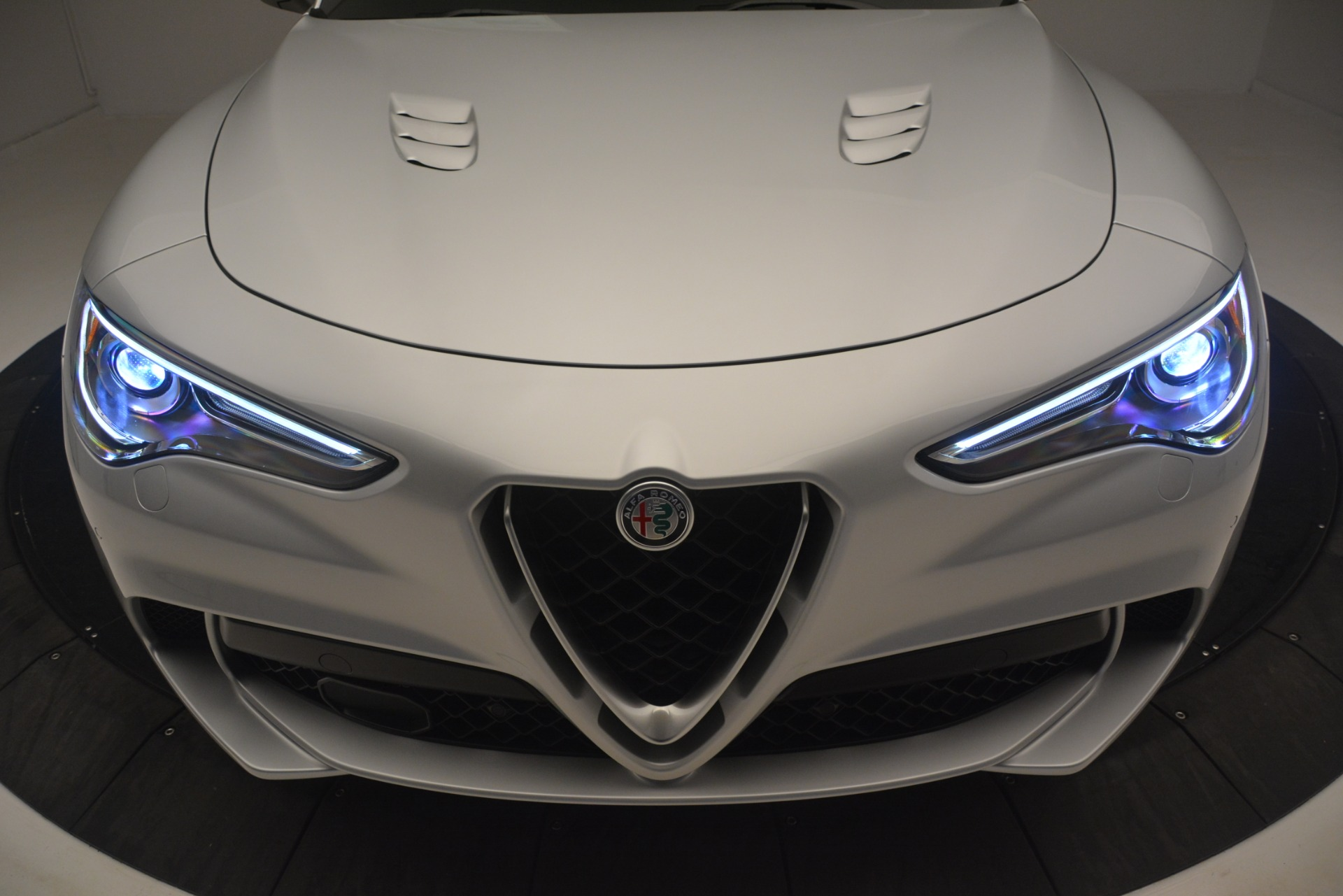 New 2019 Alfa Romeo Stelvio Quadrifoglio For Sale In Westport, CT 3037_p33