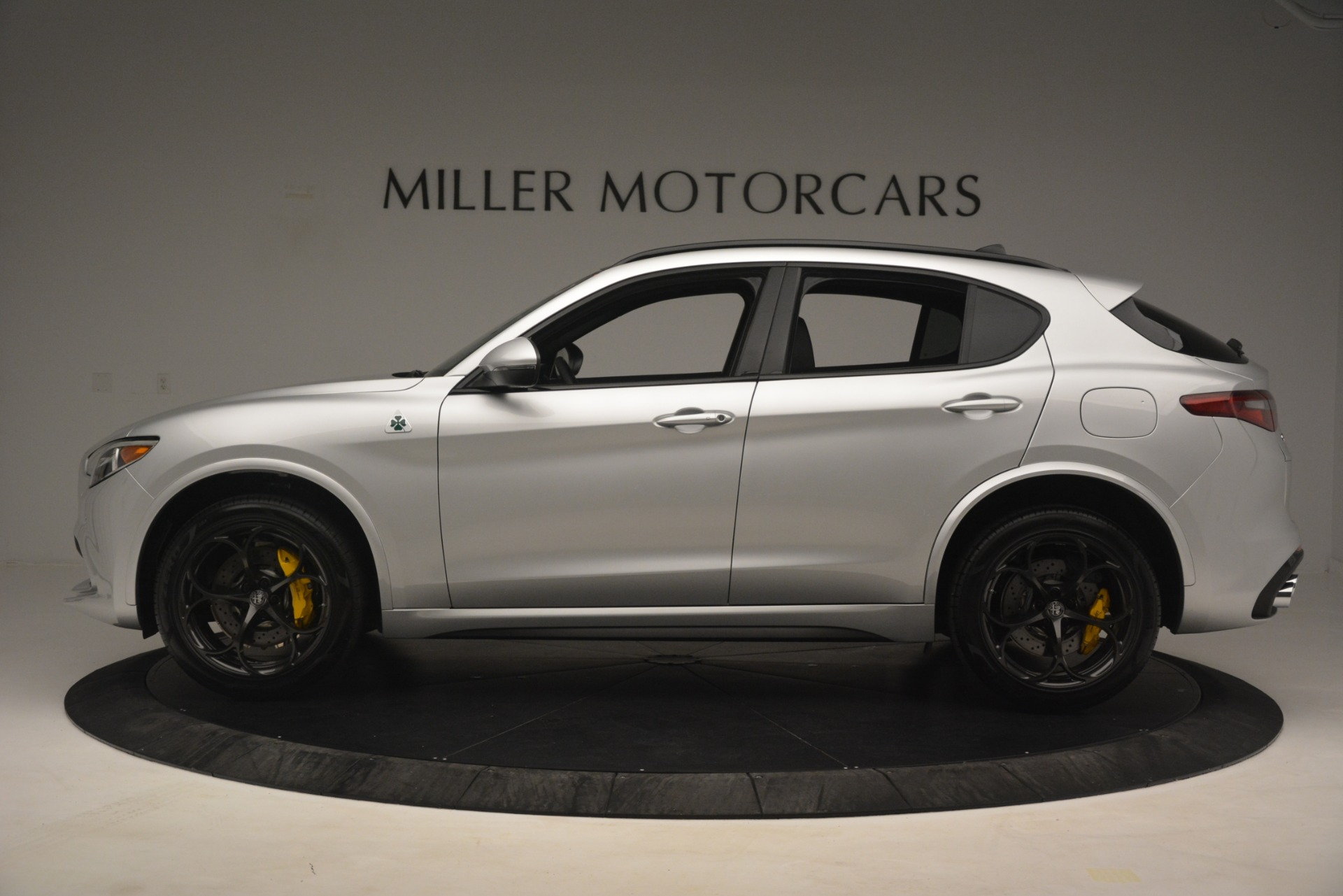 New 2019 Alfa Romeo Stelvio Quadrifoglio For Sale In Westport, CT 3037_p3