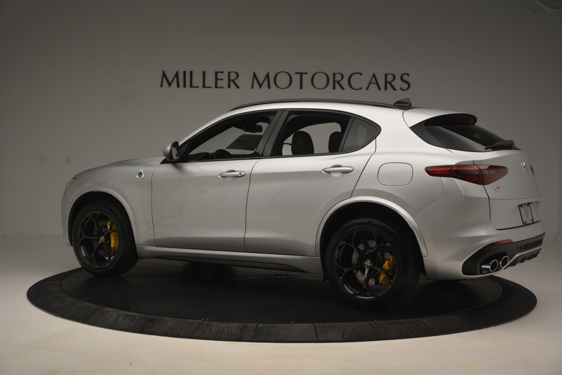 New 2019 Alfa Romeo Stelvio Quadrifoglio For Sale In Westport, CT 3037_p4