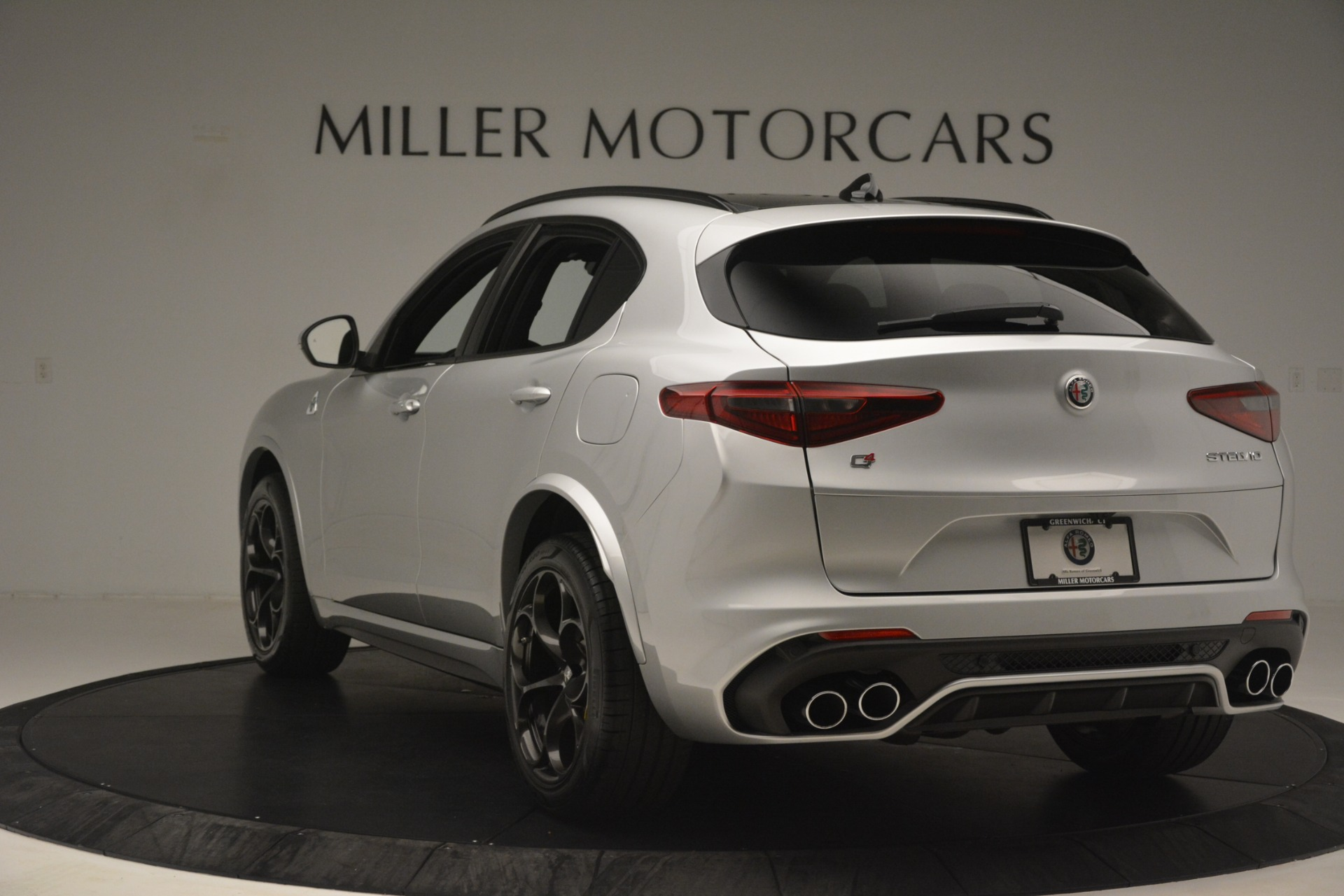 New 2019 Alfa Romeo Stelvio Quadrifoglio For Sale In Westport, CT 3037_p5