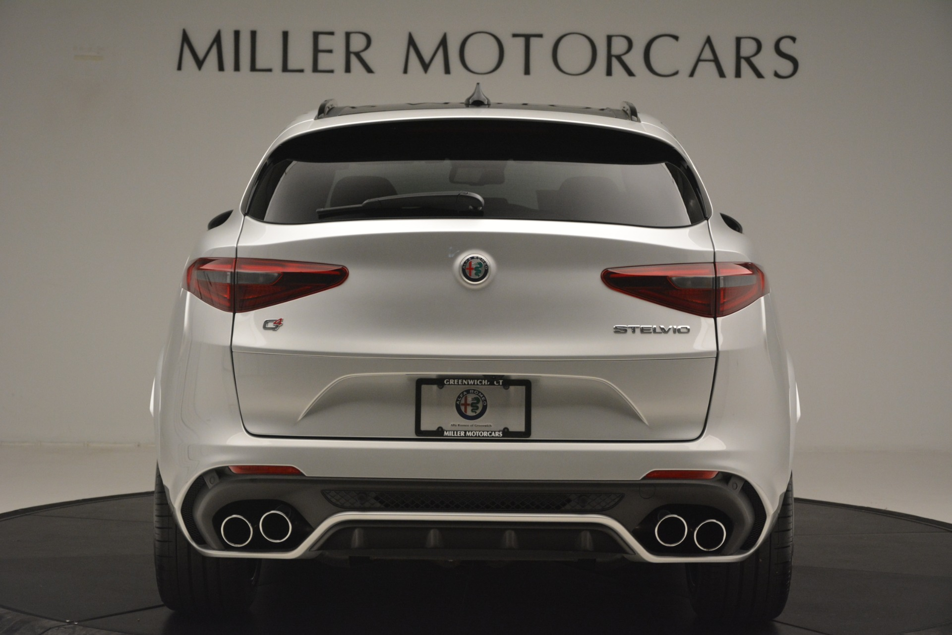 New 2019 Alfa Romeo Stelvio Quadrifoglio For Sale In Westport, CT 3037_p6