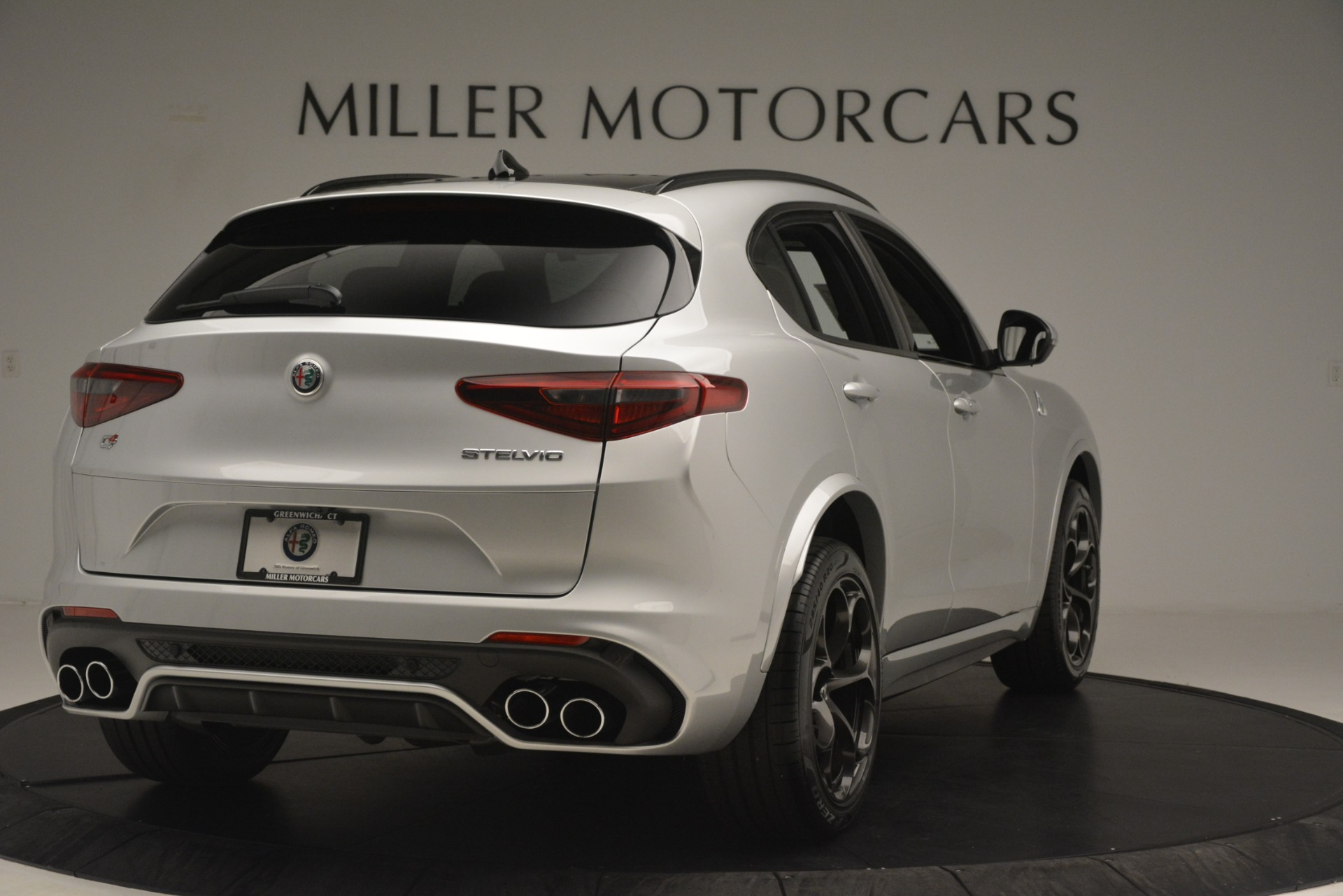New 2019 Alfa Romeo Stelvio Quadrifoglio For Sale In Westport, CT 3037_p7