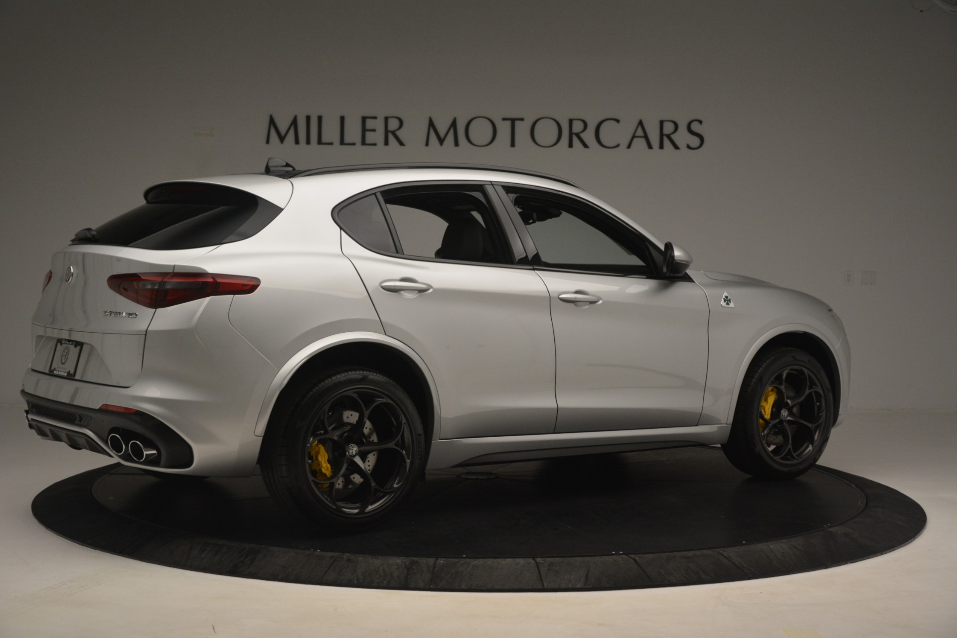 New 2019 Alfa Romeo Stelvio Quadrifoglio For Sale In Westport, CT 3037_p8