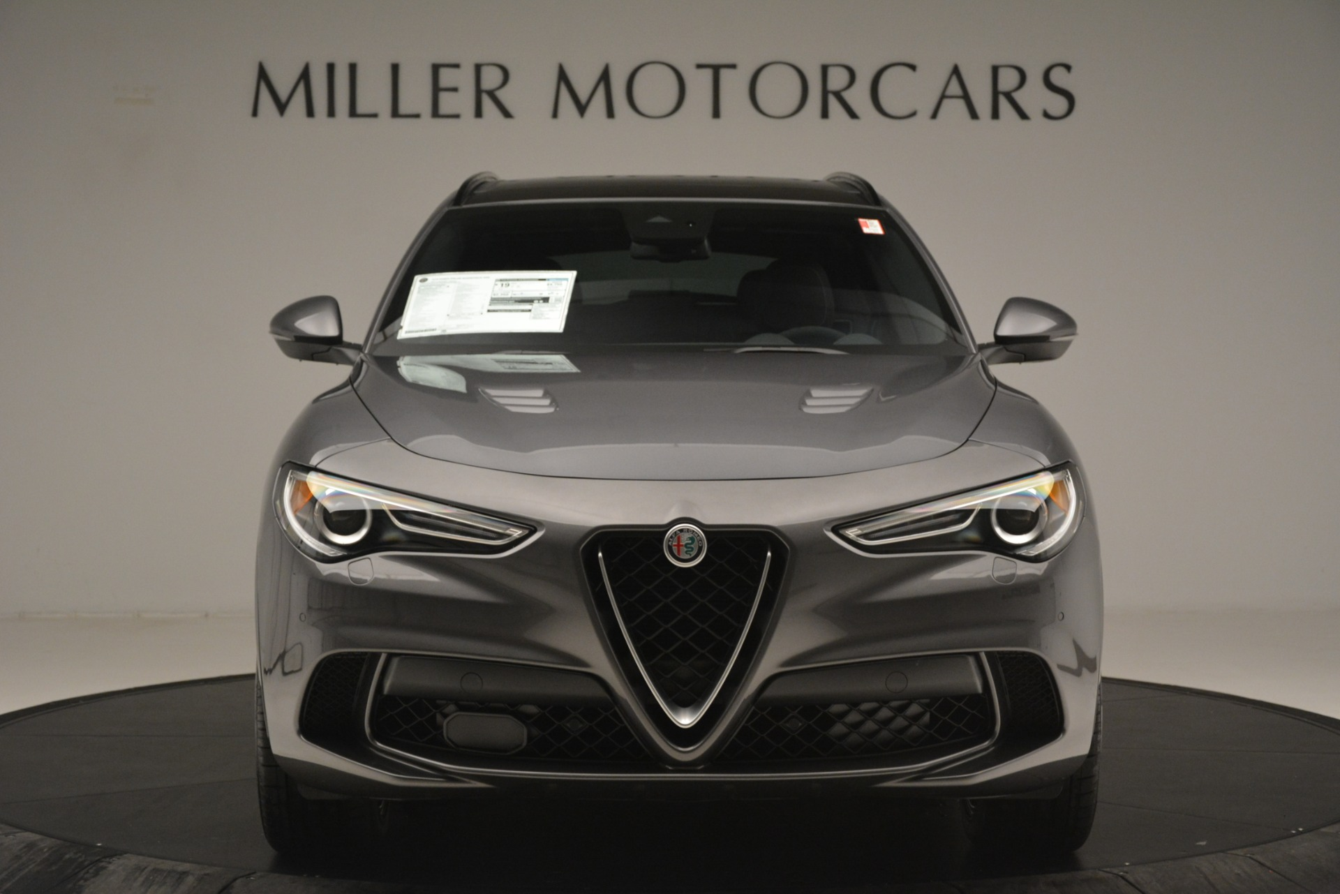 New 2019 Alfa Romeo Stelvio Quadrifoglio For Sale In Westport, CT 3038_p12