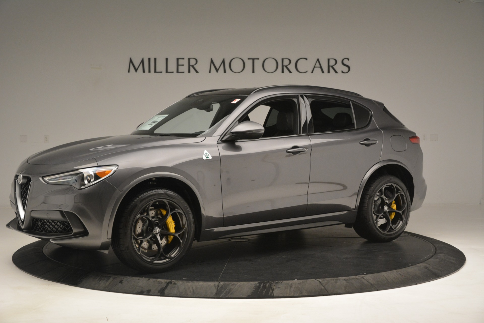 New 2019 Alfa Romeo Stelvio Quadrifoglio For Sale In Westport, CT 3038_p2