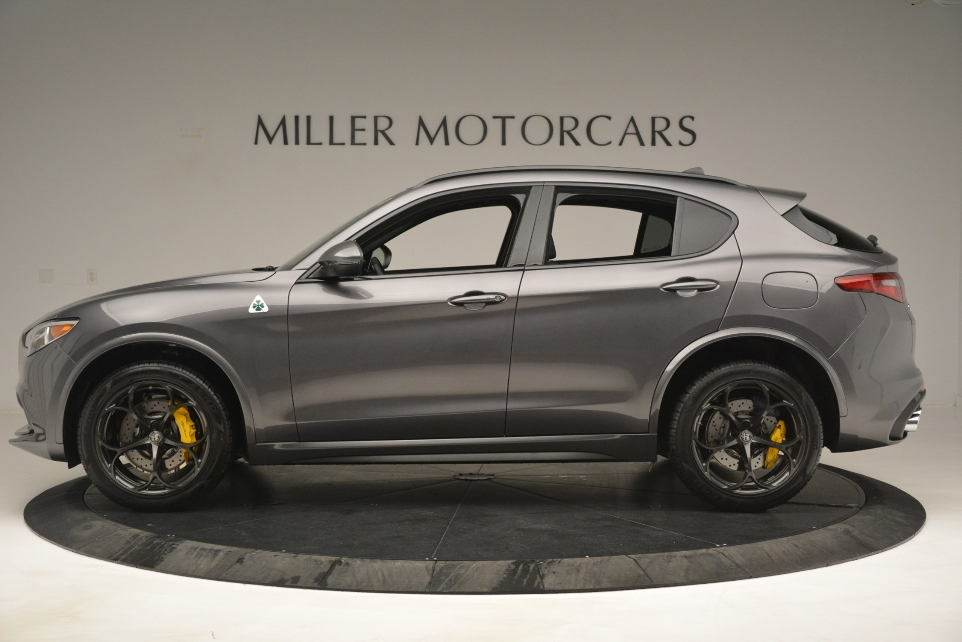 New 2019 Alfa Romeo Stelvio Quadrifoglio For Sale In Westport, CT 3038_p3