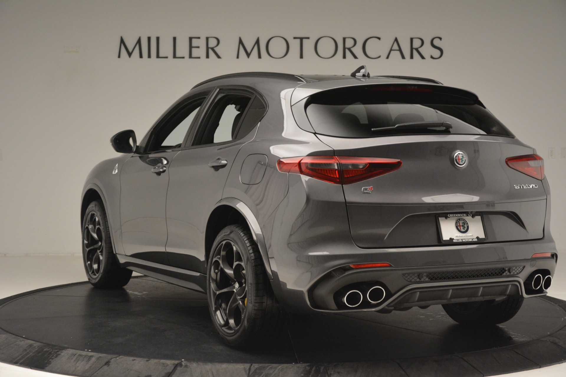 New 2019 Alfa Romeo Stelvio Quadrifoglio For Sale In Westport, CT 3038_p5