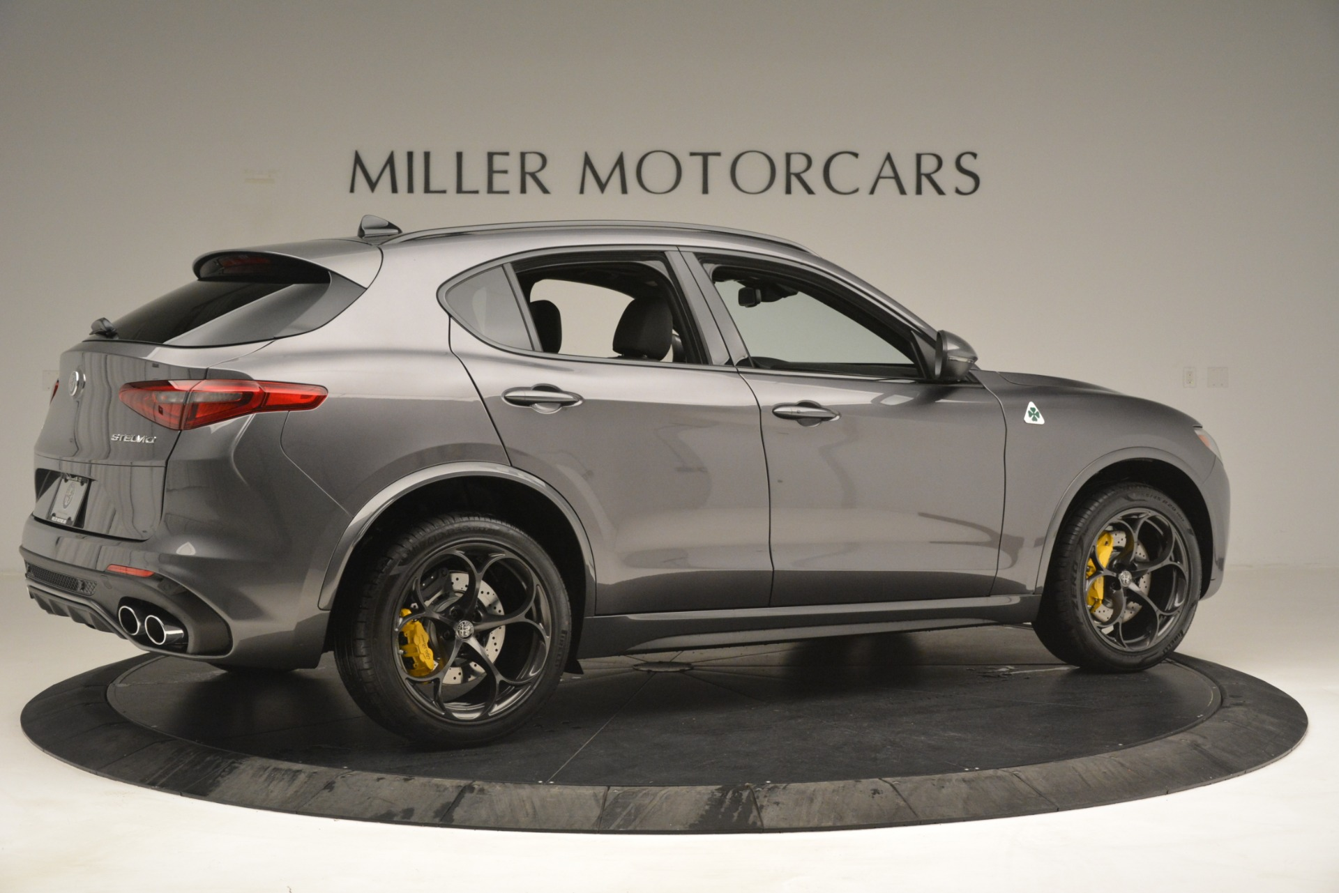 New 2019 Alfa Romeo Stelvio Quadrifoglio For Sale In Westport, CT 3038_p8
