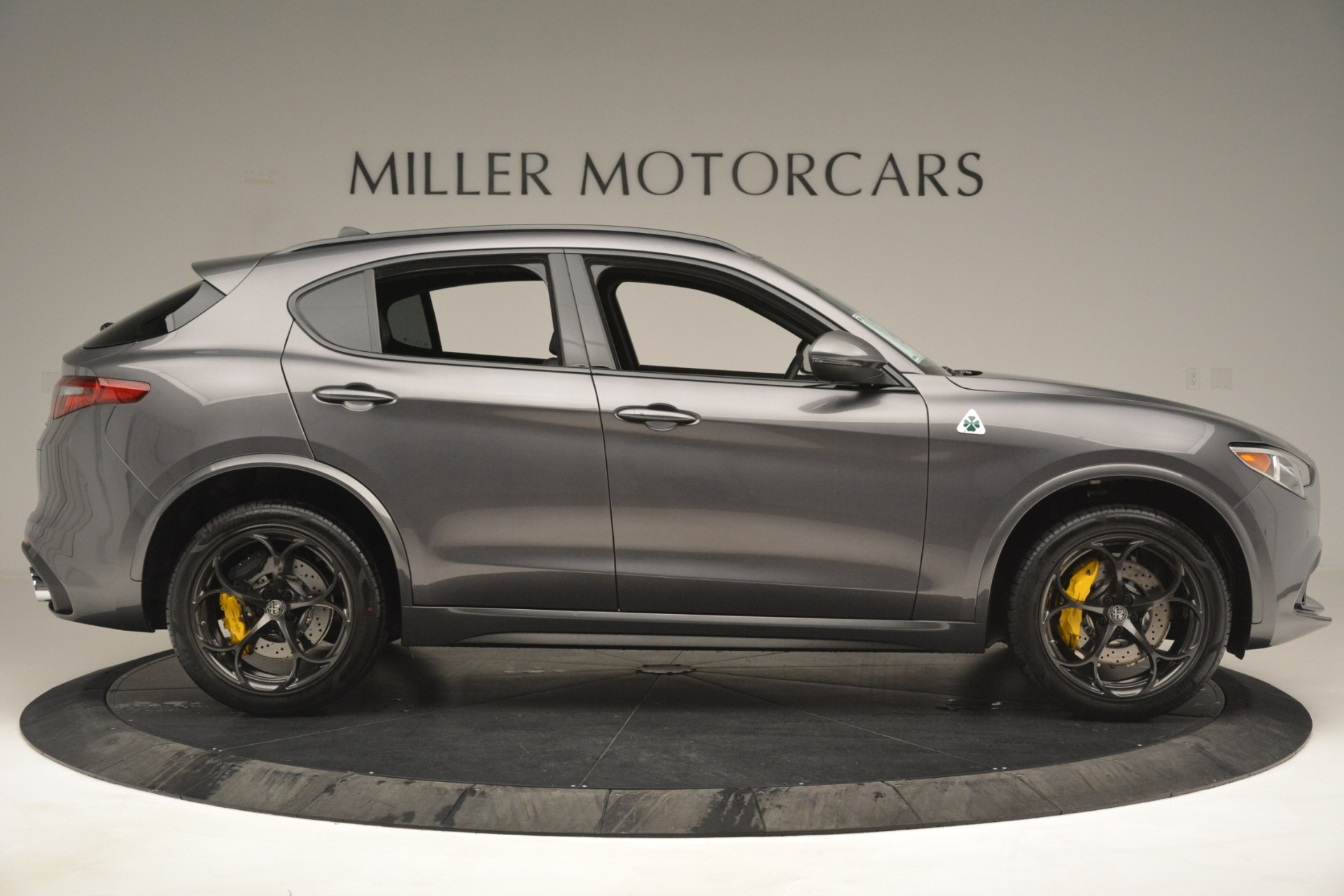 New 2019 Alfa Romeo Stelvio Quadrifoglio For Sale In Westport, CT 3038_p9