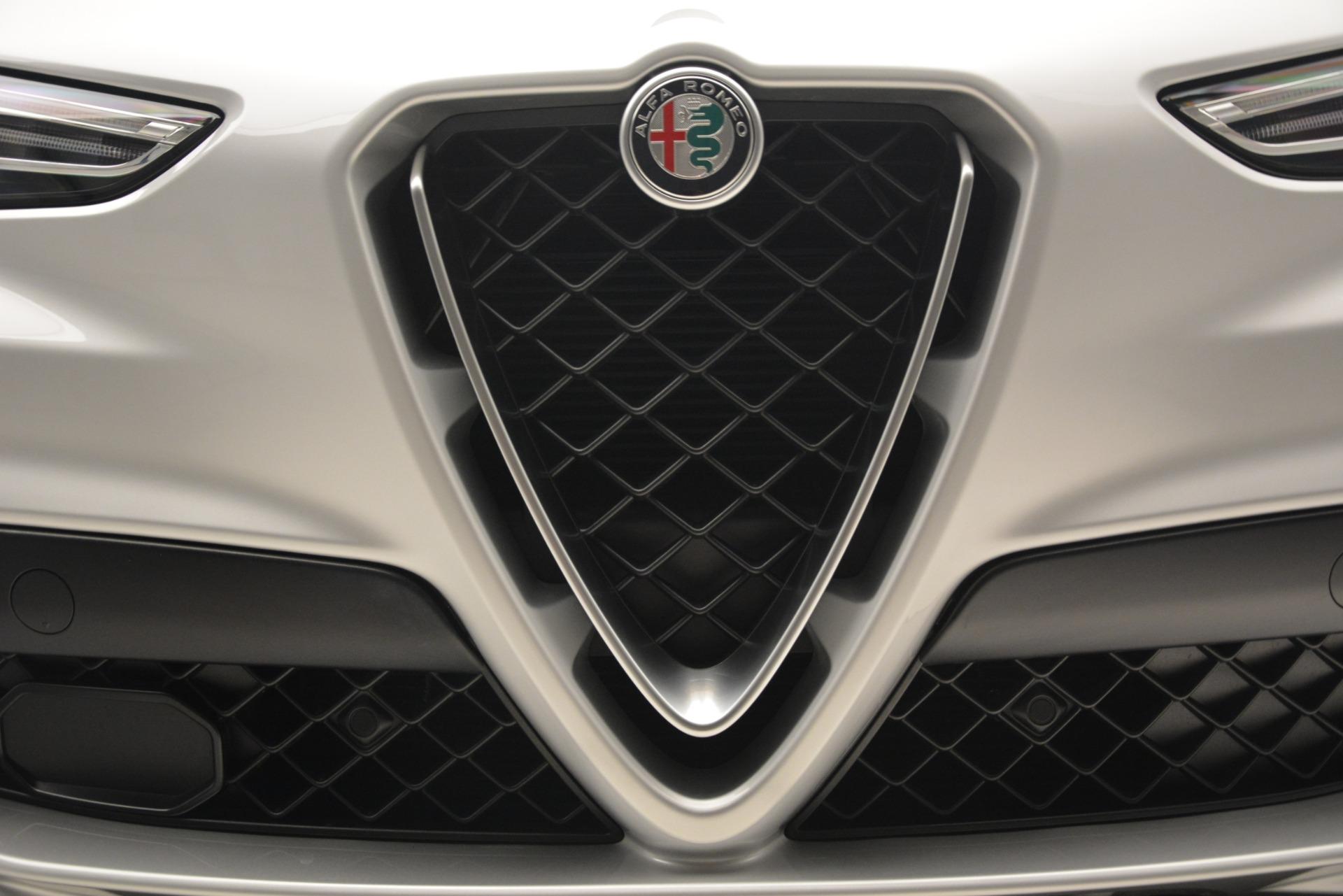 New 2019 Alfa Romeo Stelvio Quadrifoglio For Sale In Westport, CT 3039_p34