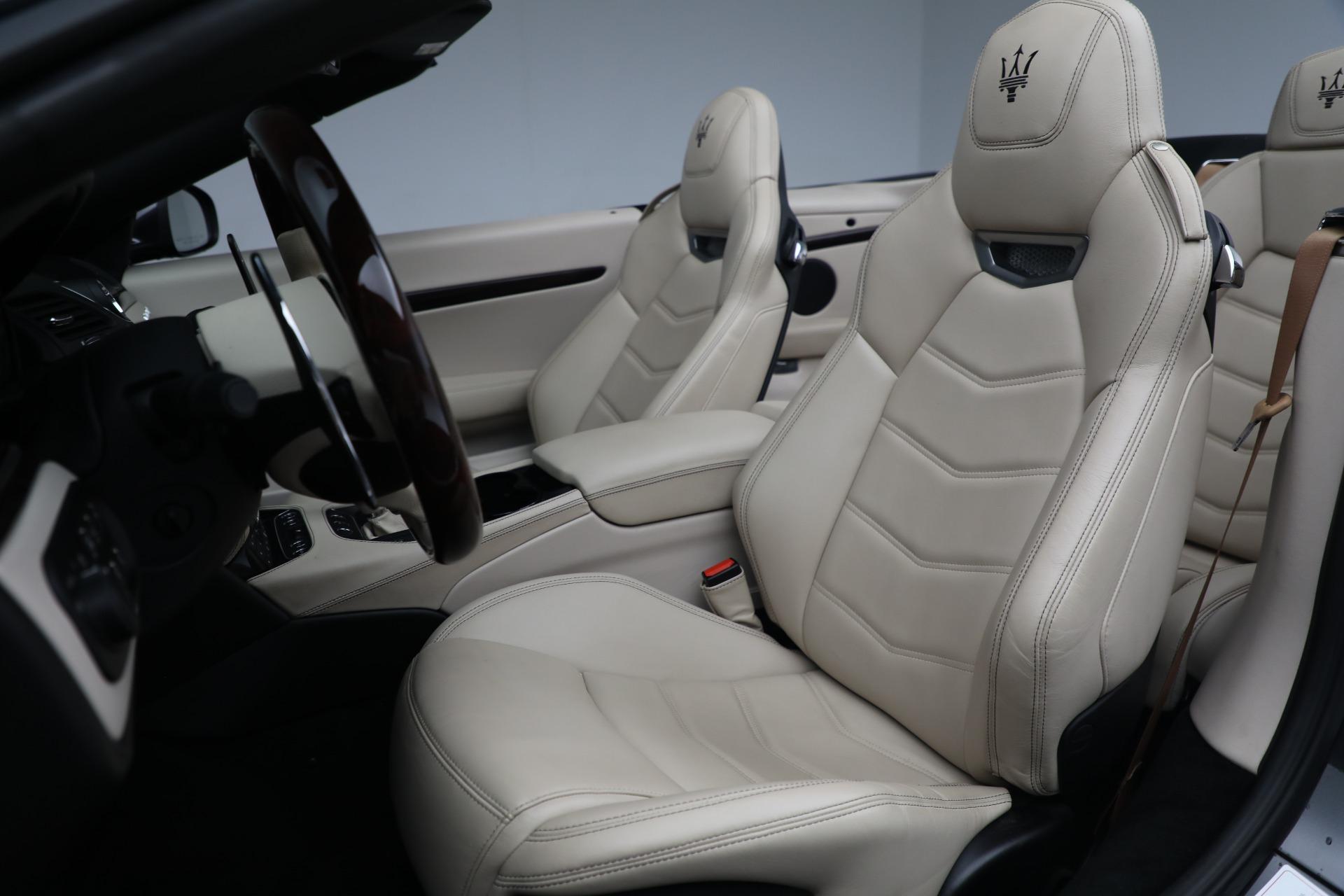 New 2019 Maserati GranTurismo Sport Convertible For Sale In Westport, CT 3040_p21