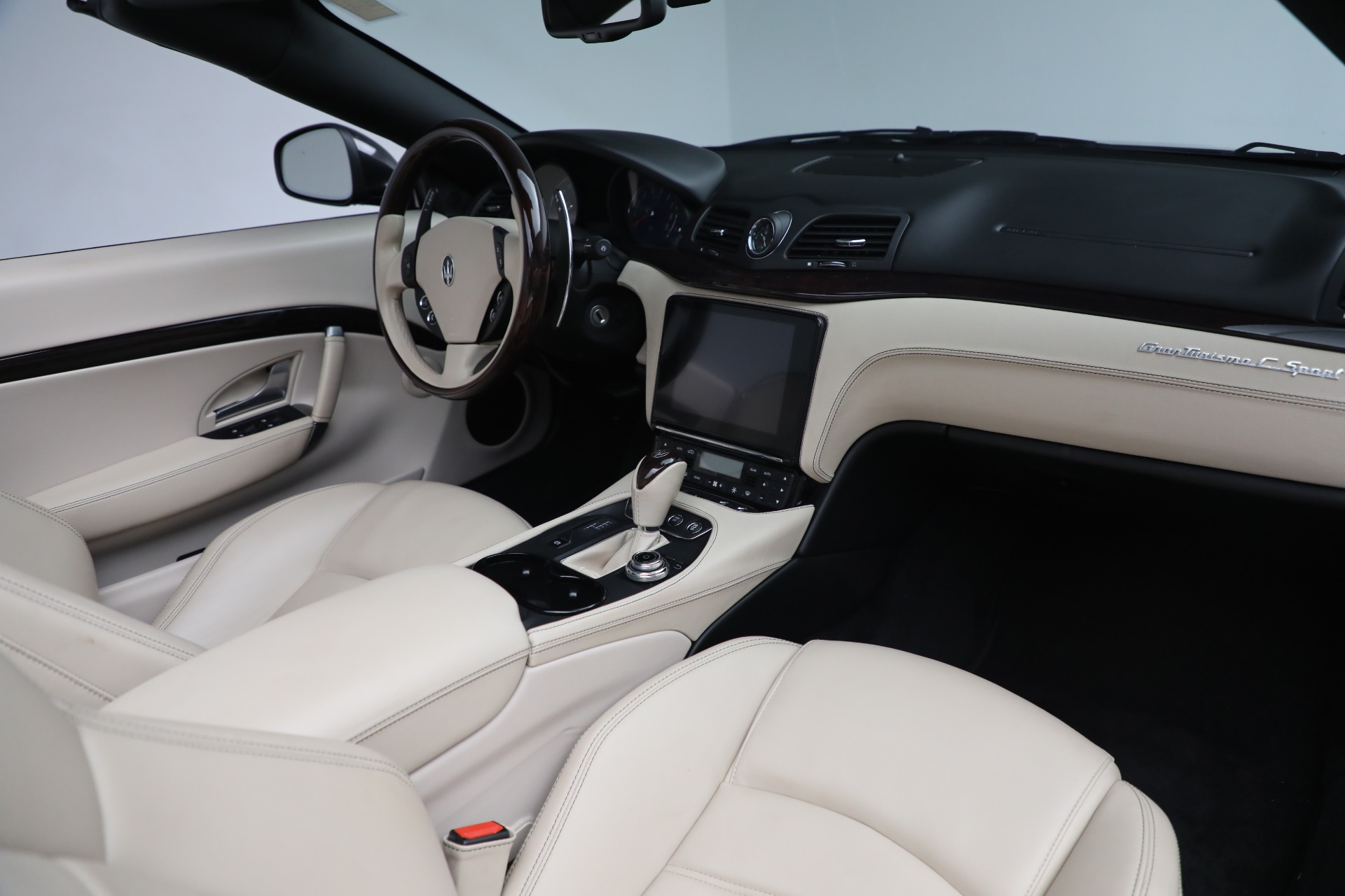 New 2019 Maserati GranTurismo Sport Convertible For Sale In Westport, CT 3040_p22