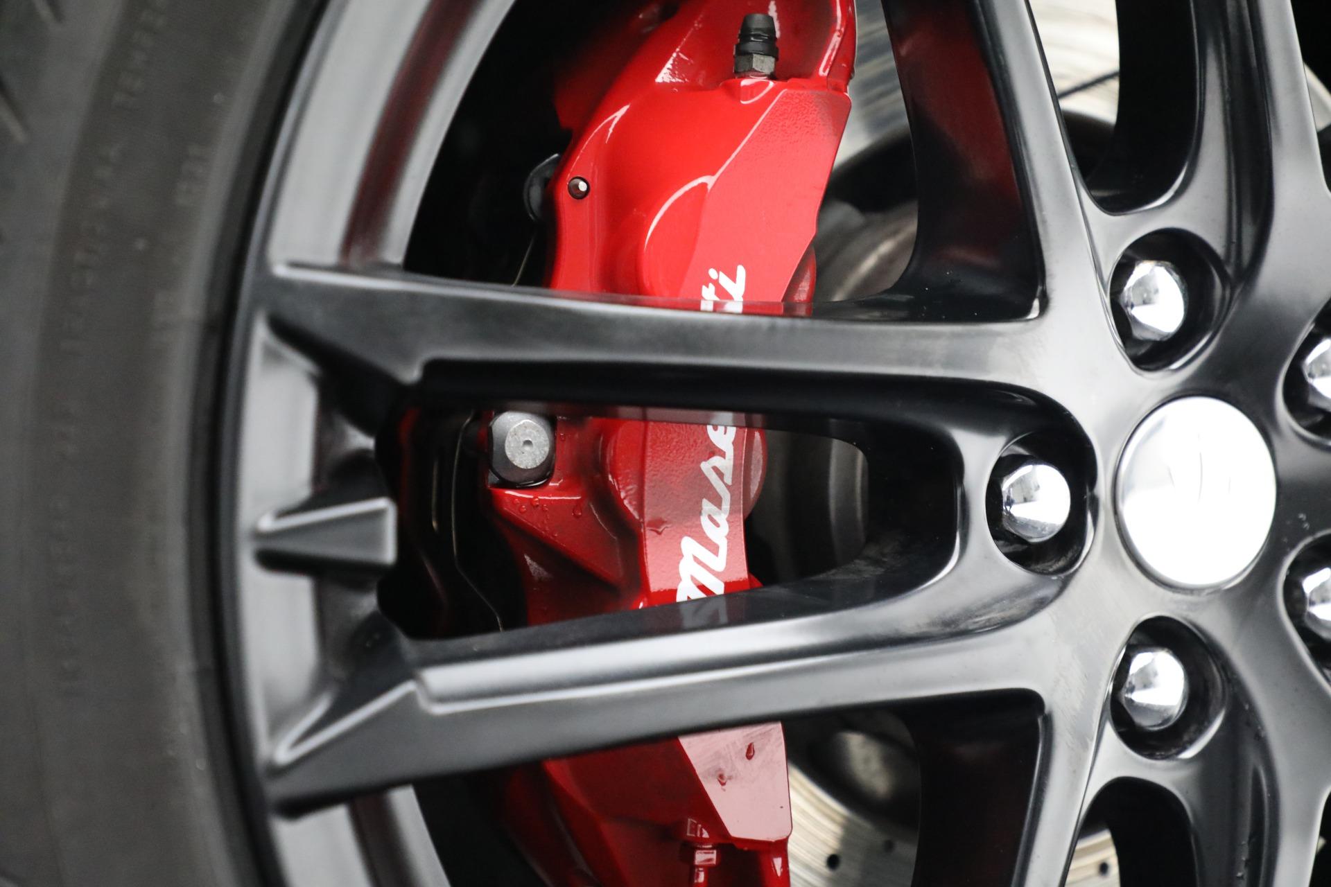 New 2019 Maserati GranTurismo Sport Convertible For Sale In Westport, CT 3040_p41