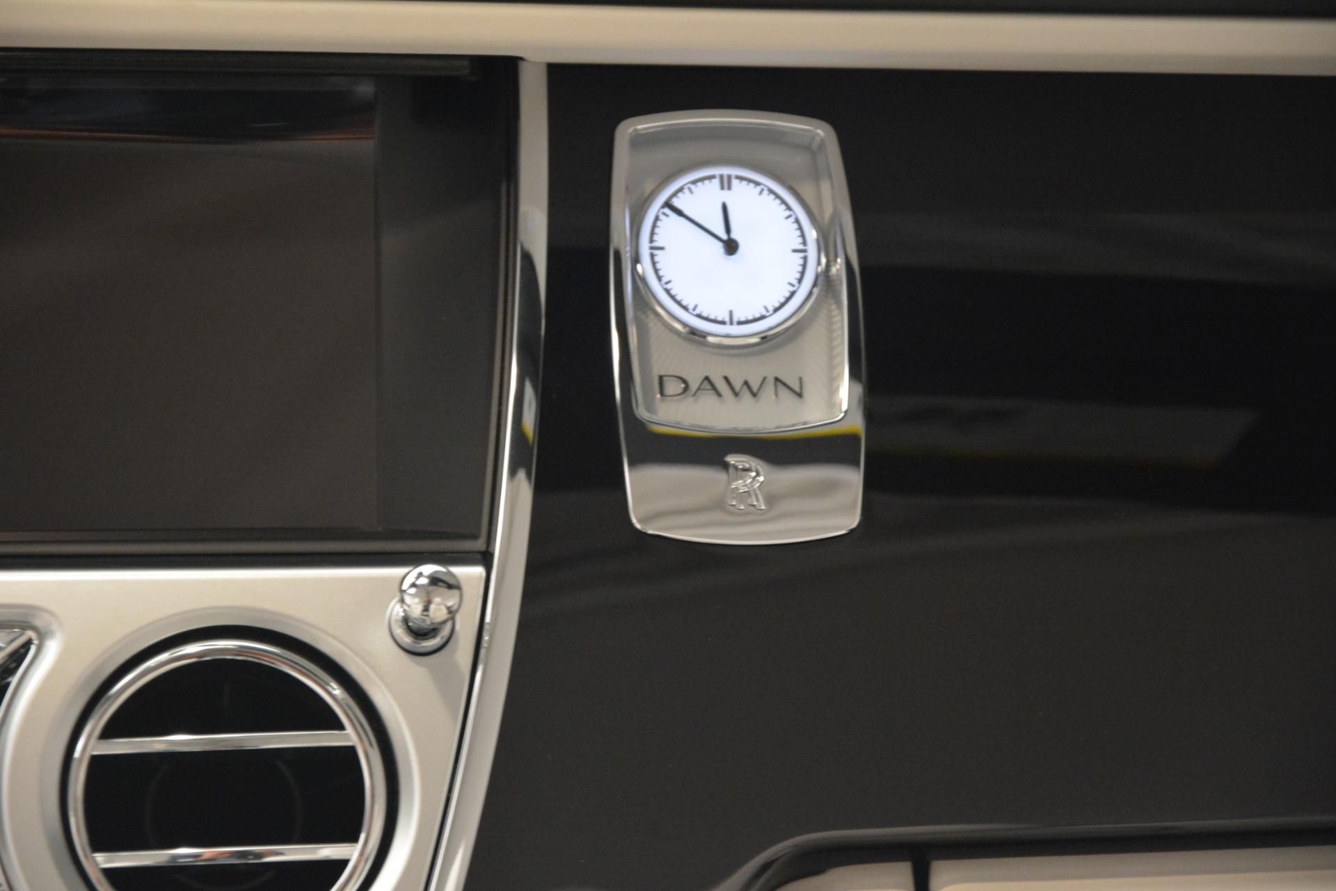Used 2018 Rolls-Royce Dawn  For Sale In Westport, CT 3044_p41