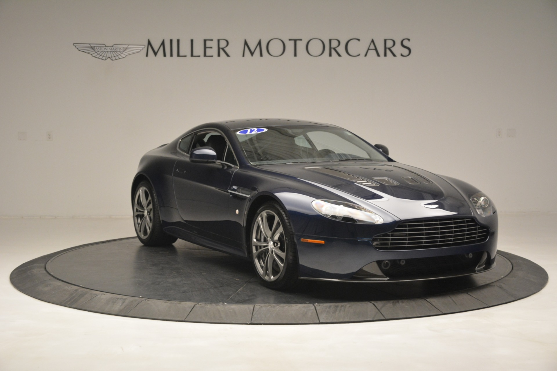 Used 2012 Aston Martin V12 Vantage  For Sale In Westport, CT 3046_p11