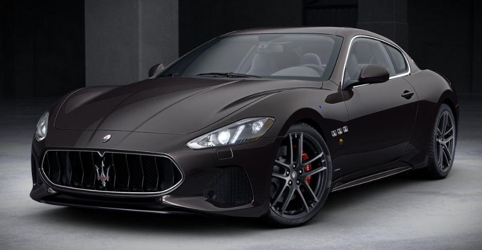New 2018 Maserati GranTurismo Sport For Sale In Westport, CT 3047_main