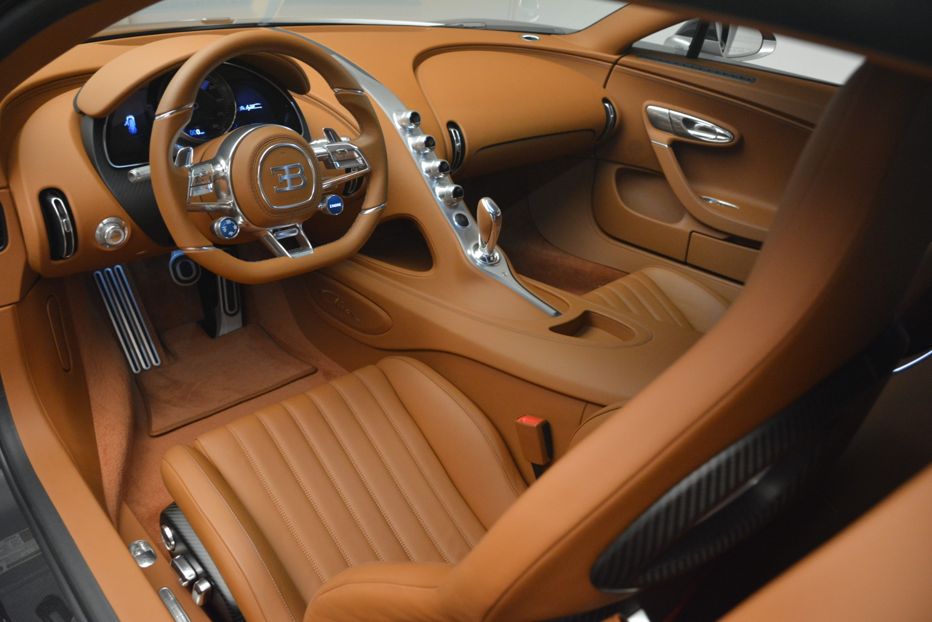 Used 2019 Bugatti Chiron  For Sale In Westport, CT 3048_p16