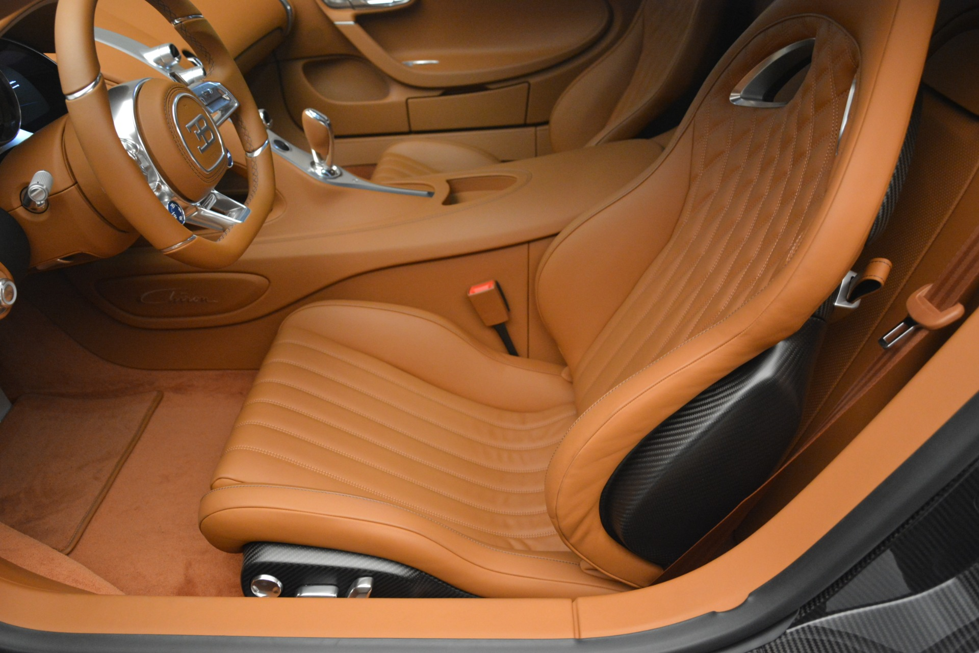 Used 2019 Bugatti Chiron  For Sale In Westport, CT 3048_p21