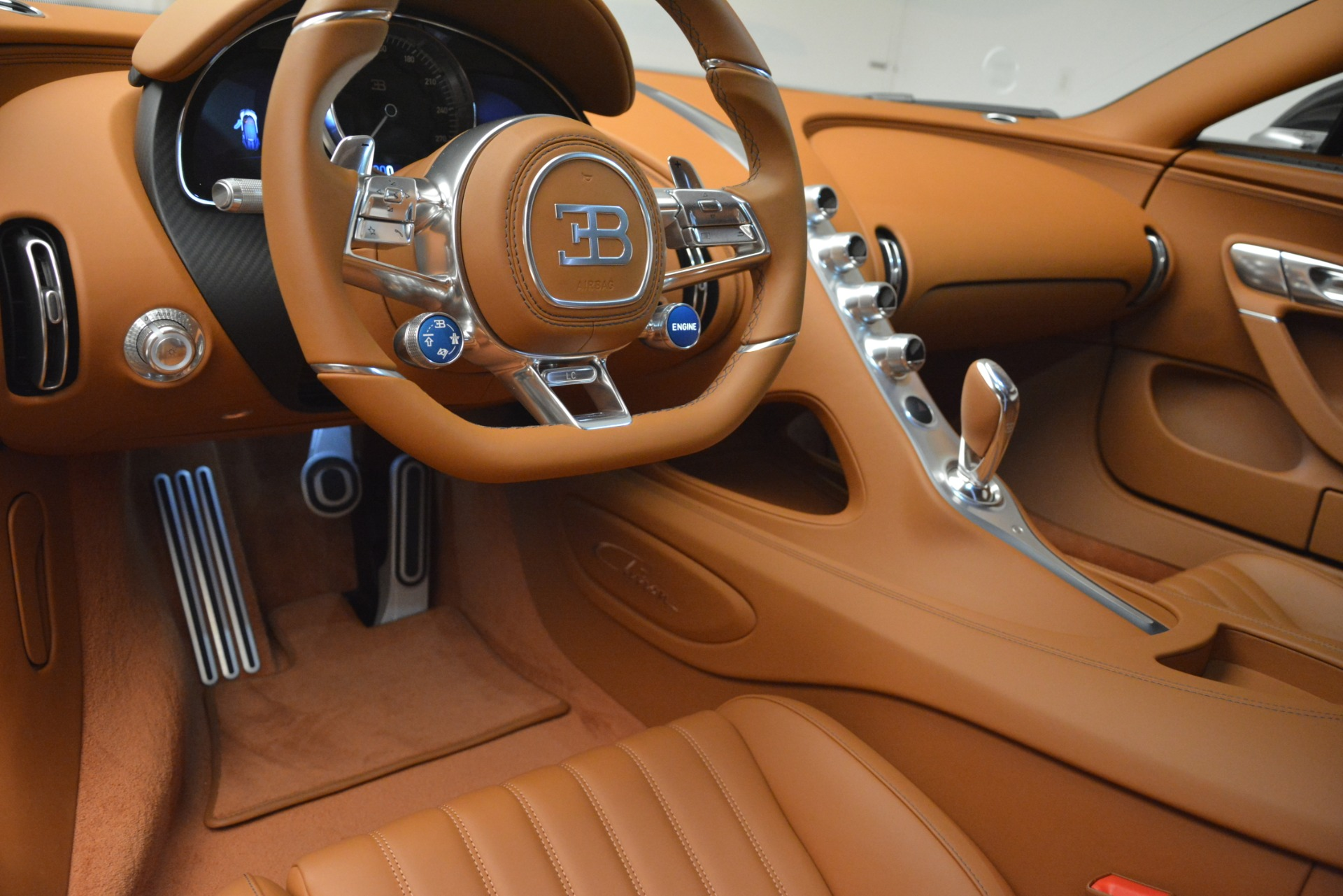 Used 2019 Bugatti Chiron  For Sale In Westport, CT 3048_p22